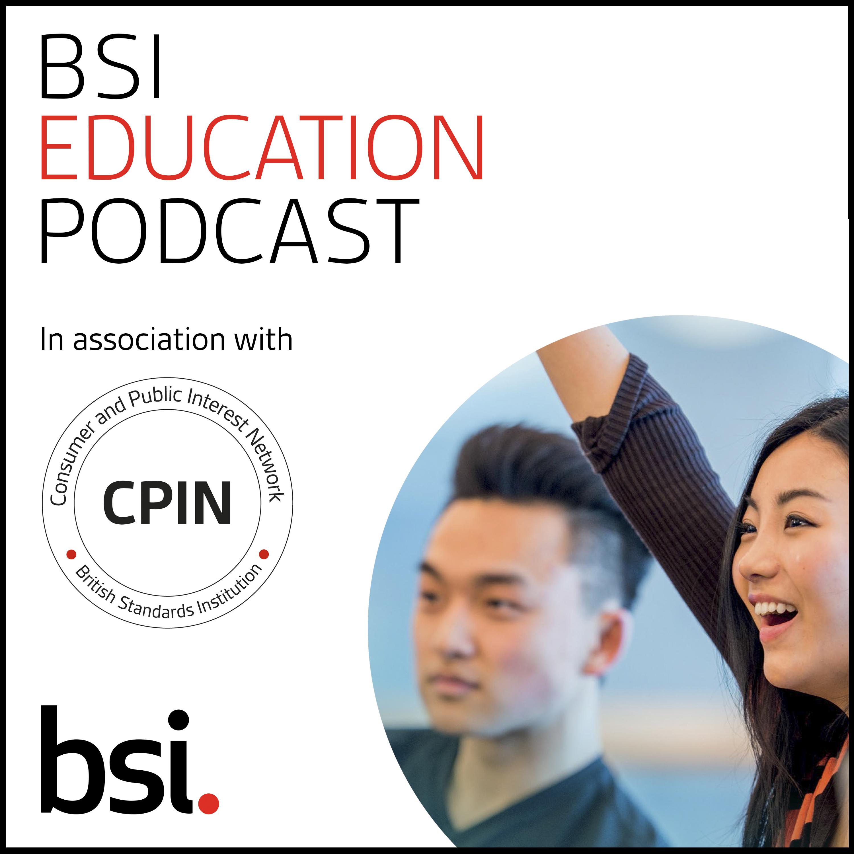 Artwork for podcast BSI Education Podcast