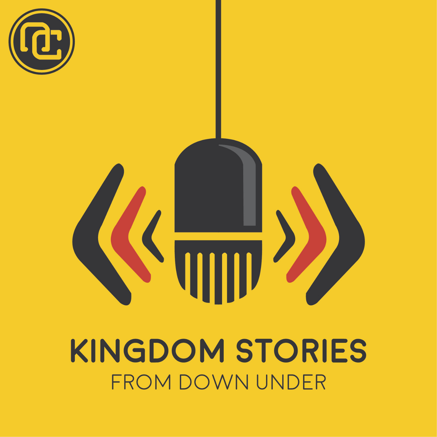 Artwork for podcast Kingdom Stories from Down Under