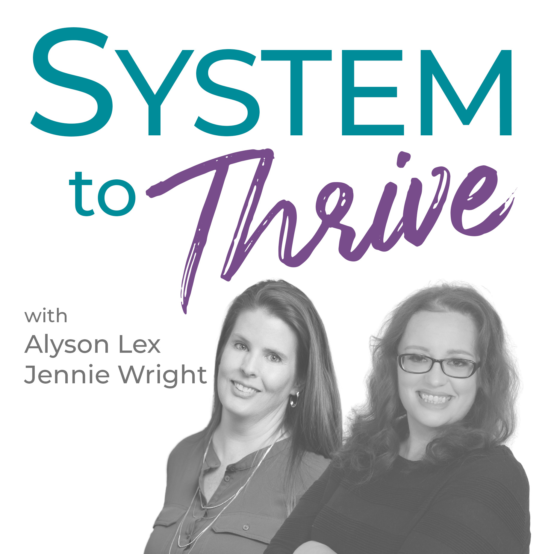 Artwork for podcast System to THRIVE