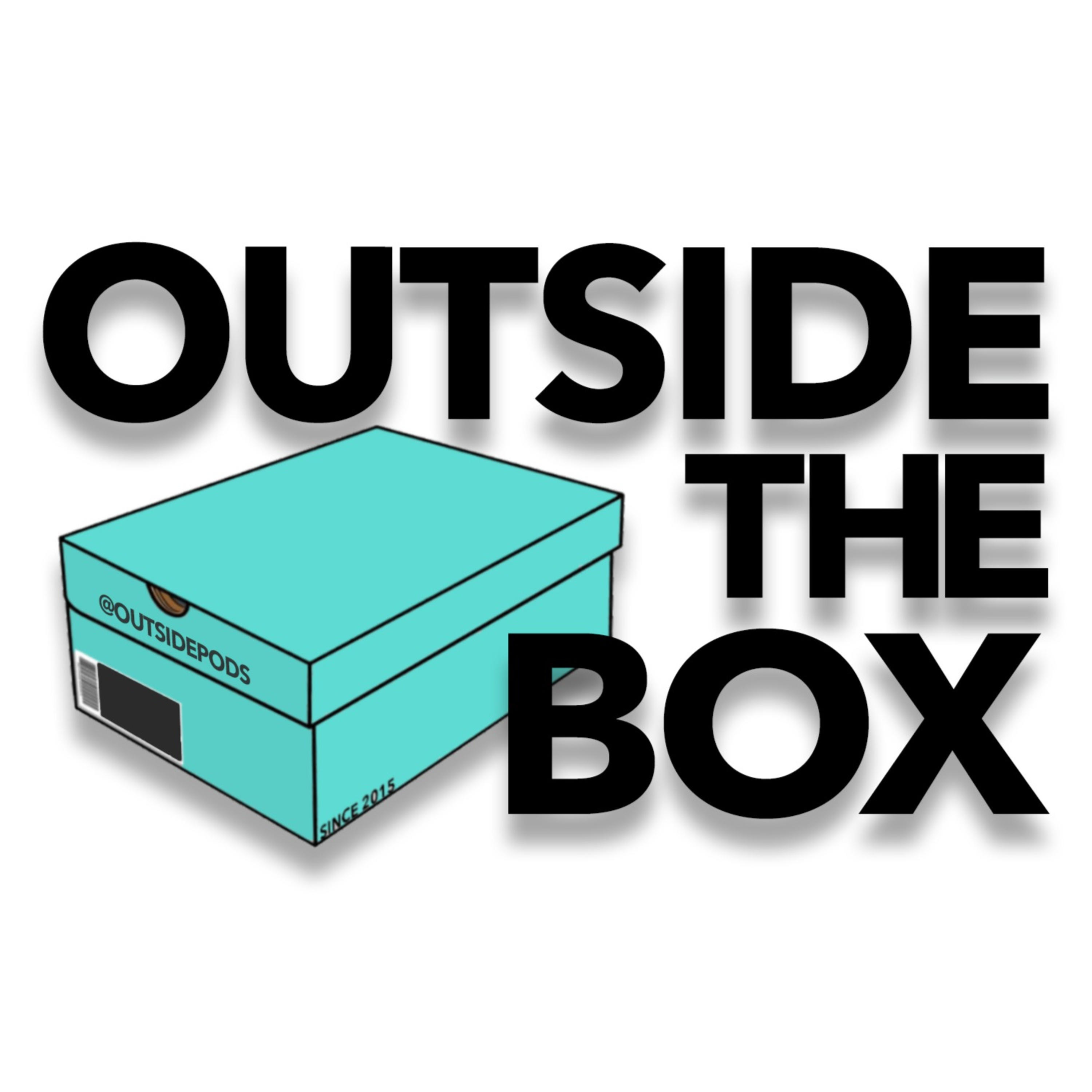 Show artwork for Outside The Box Podcast: A Different Way To Think About Sneakers