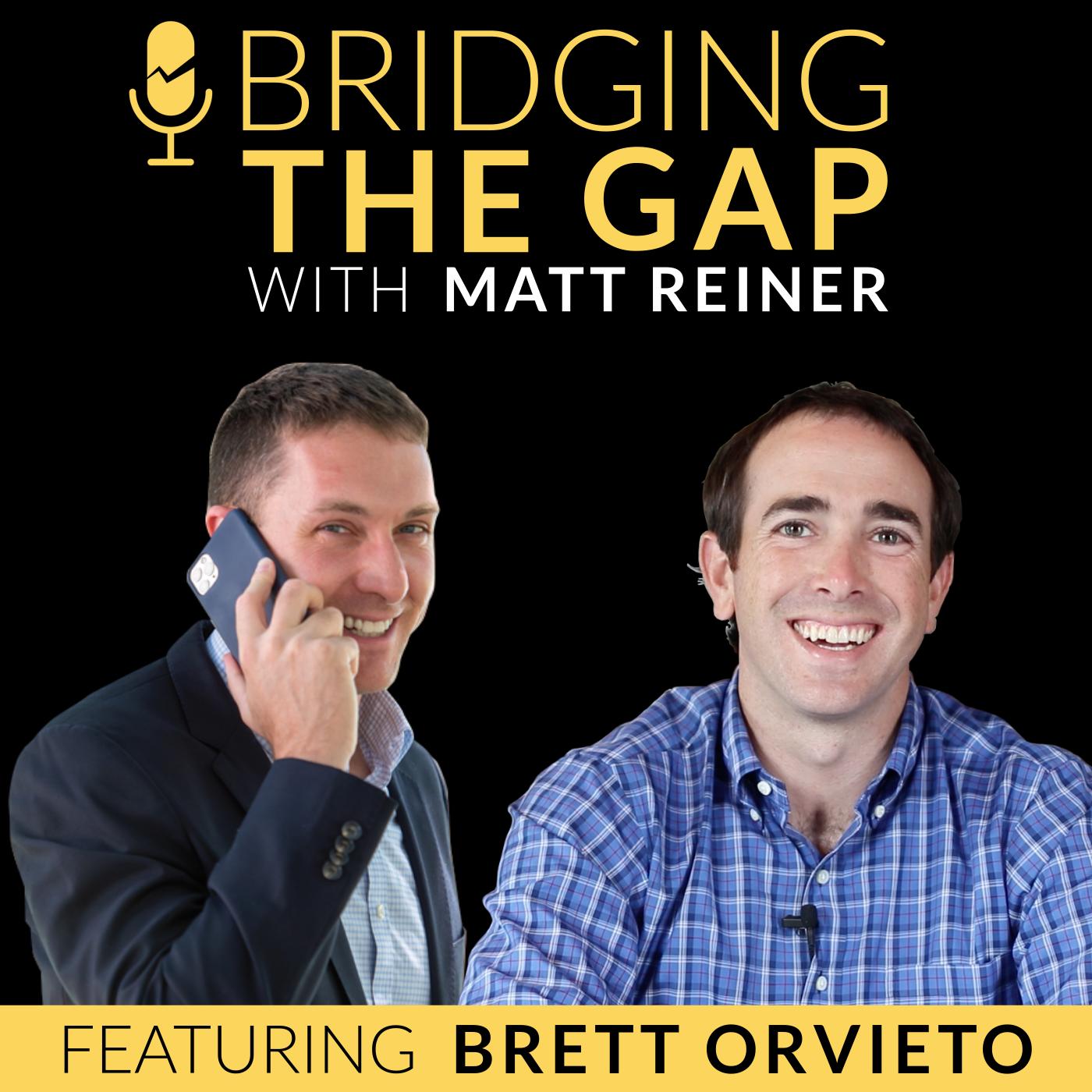 Artwork for podcast Bridging The Gap
