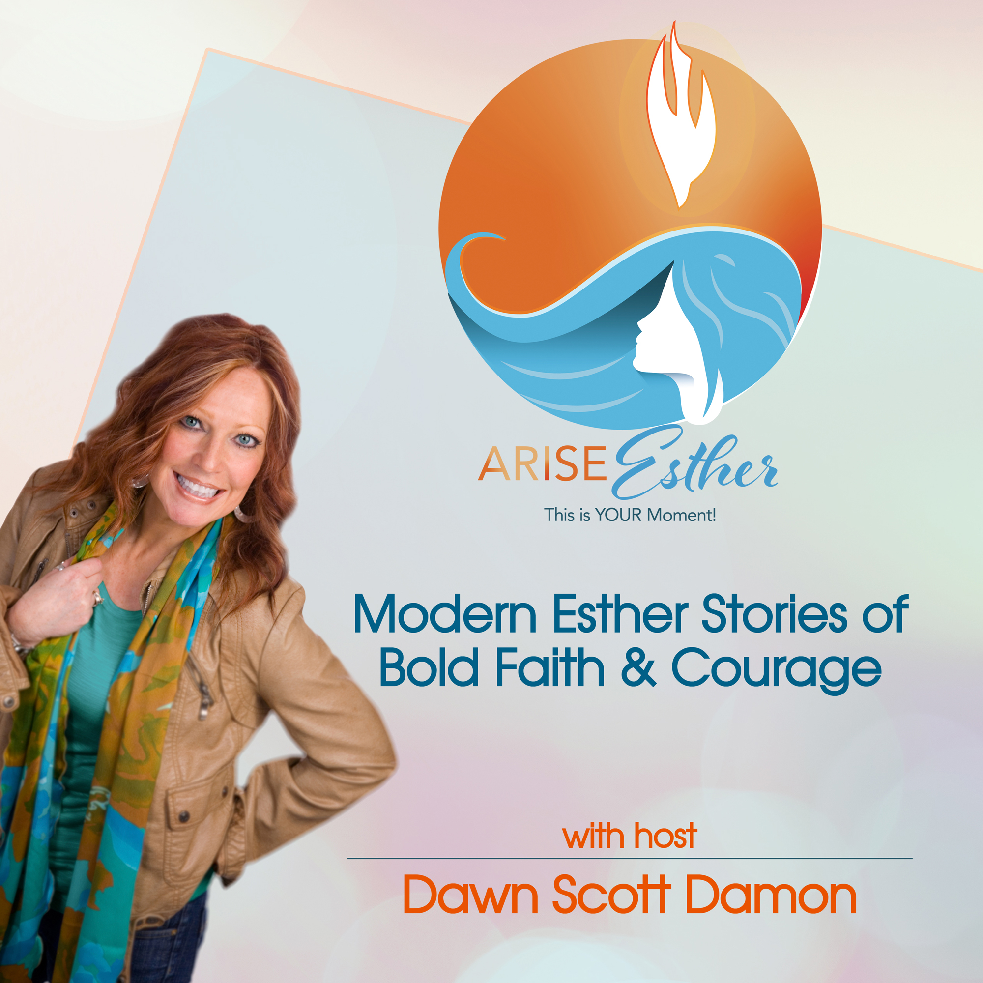 Show artwork for Arise Esther: This is Your Moment!