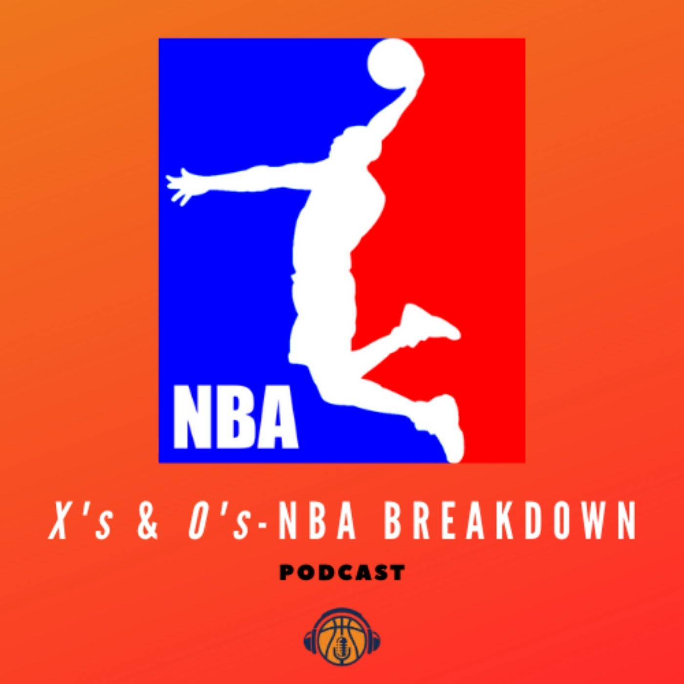 Show artwork for X's and O's: NBA Breakdown