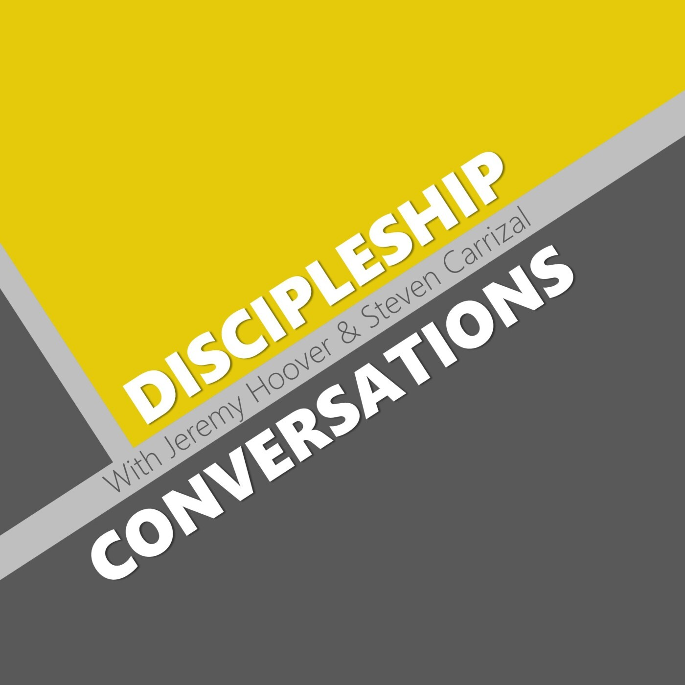 Show artwork for Discipleship Conversations