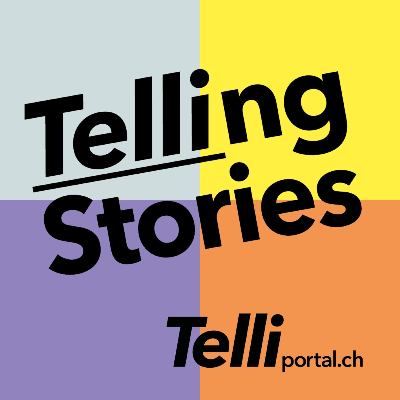Artwork for podcast Telling Stories