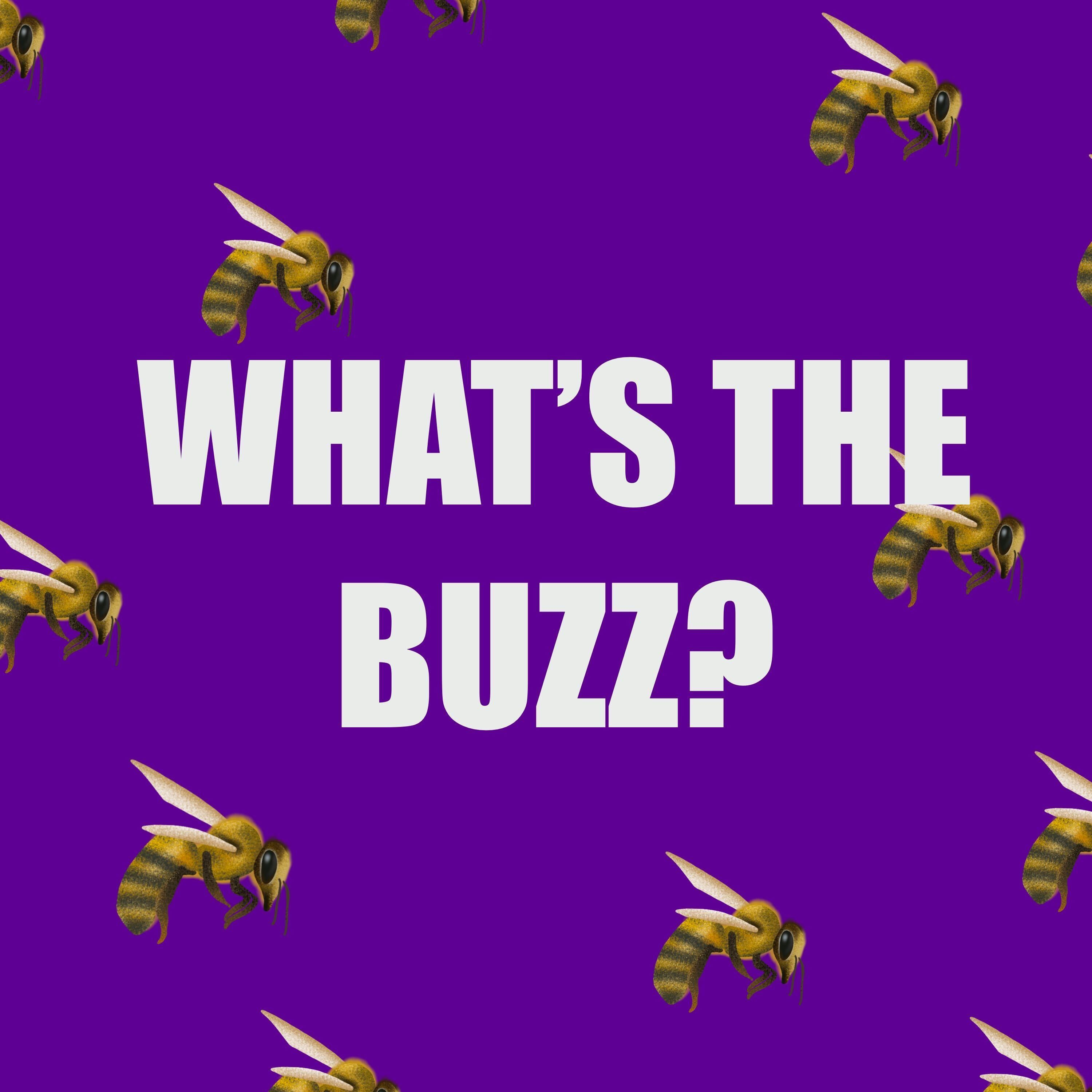 Artwork for podcast What's the buzz?