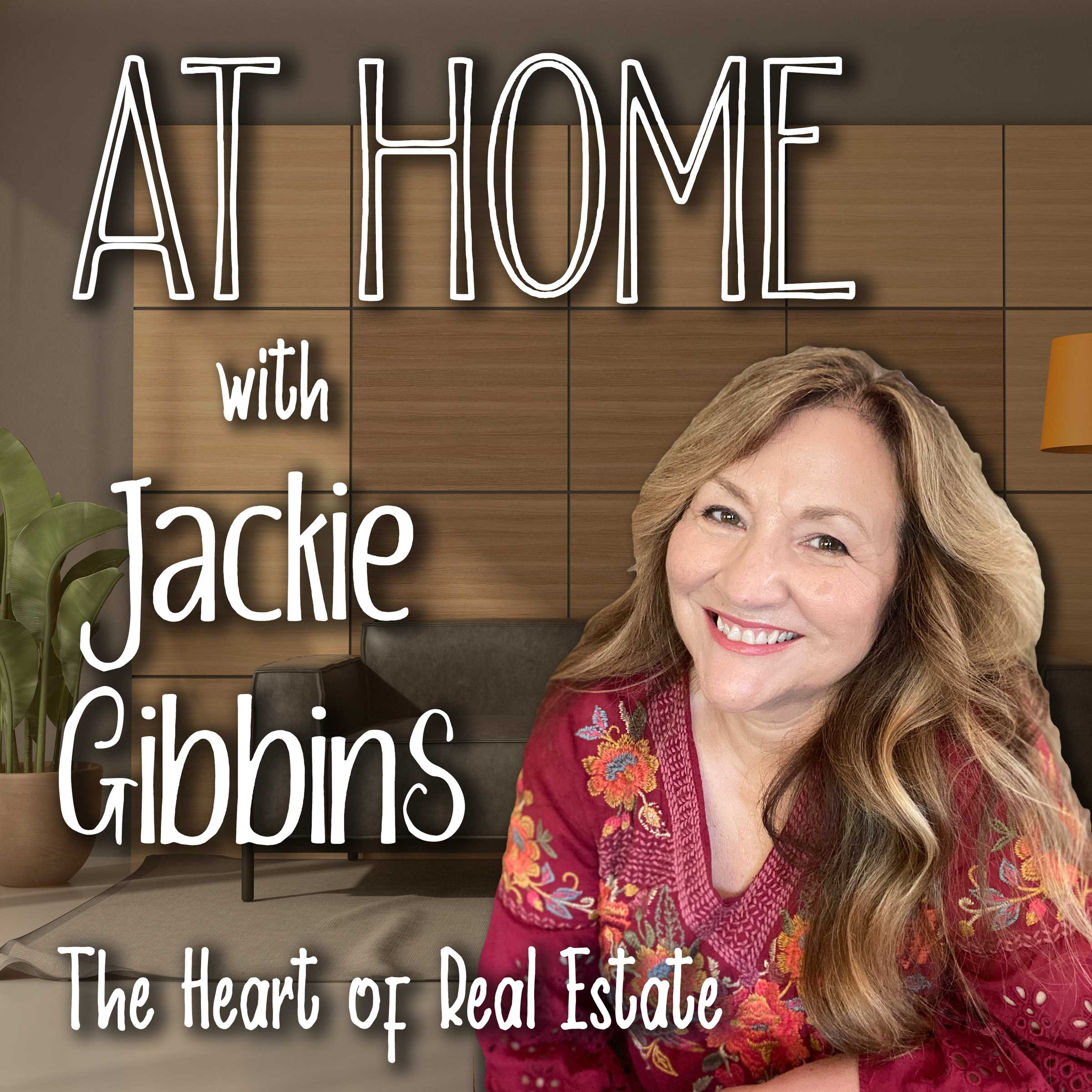 Show artwork for At Home with Jackie Gibbins