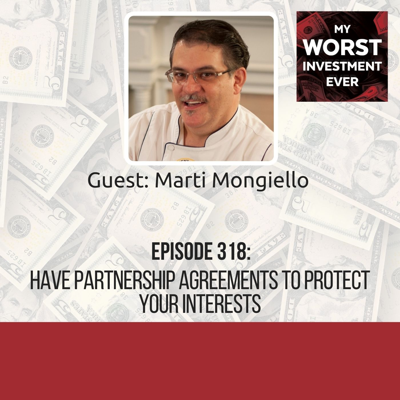 Marti Mongiello – Have Partnership Agreements to Protect Your Interests