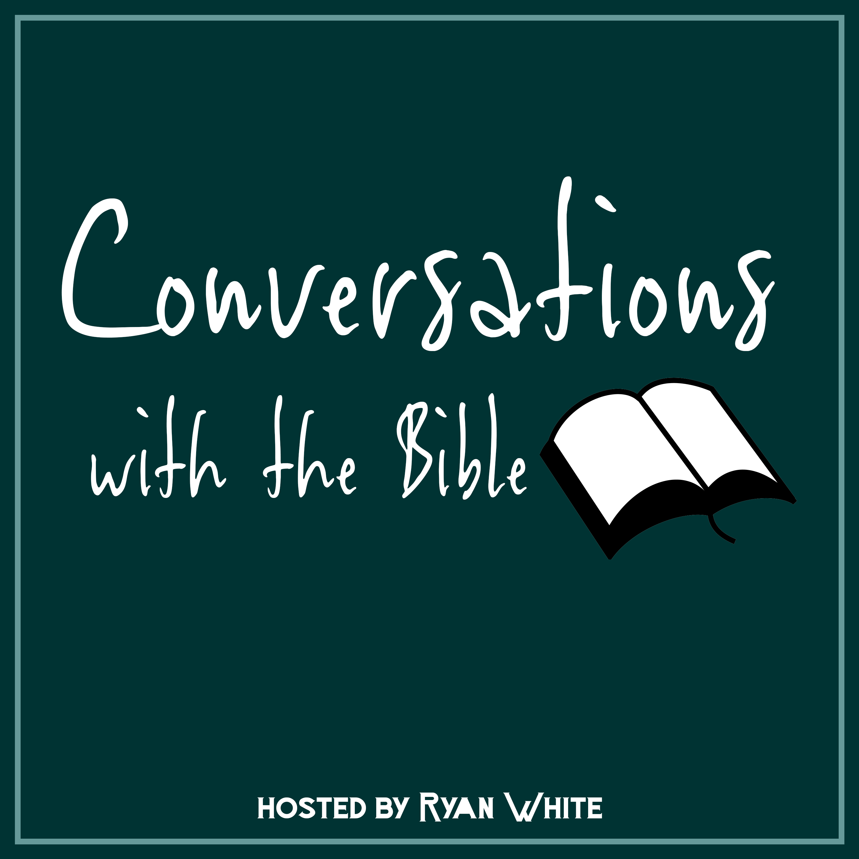 Artwork for podcast Conversations with the Bible