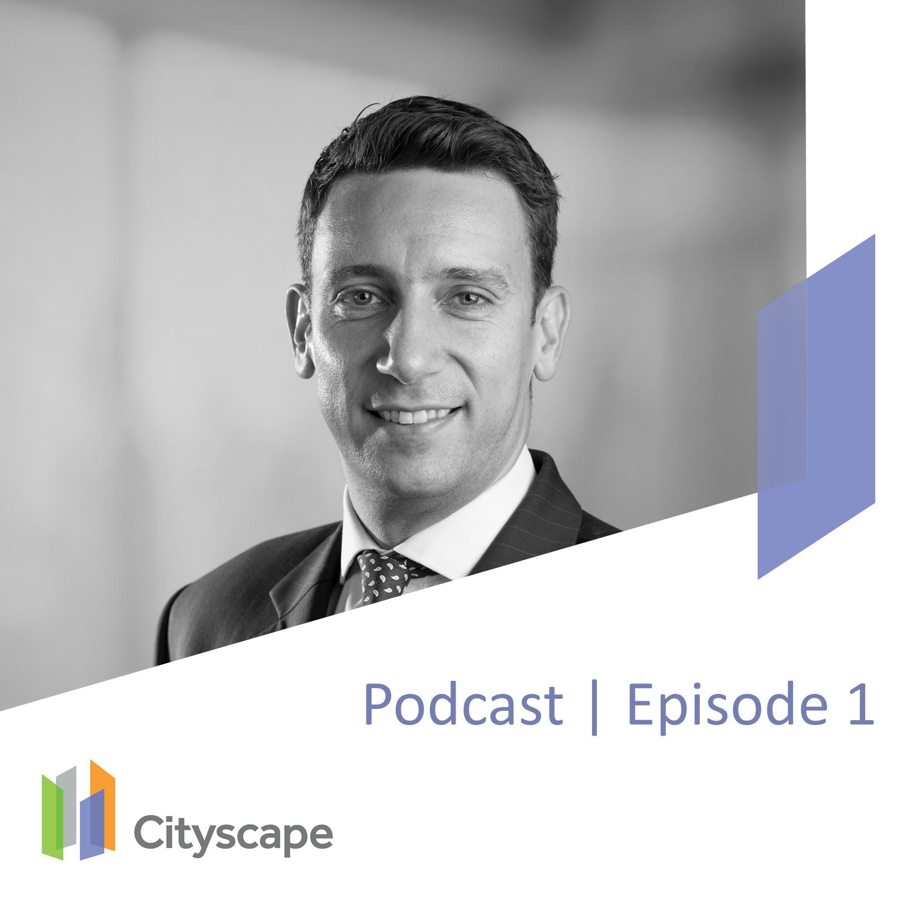 Artwork for podcast Cityscape Intelligence Podcast