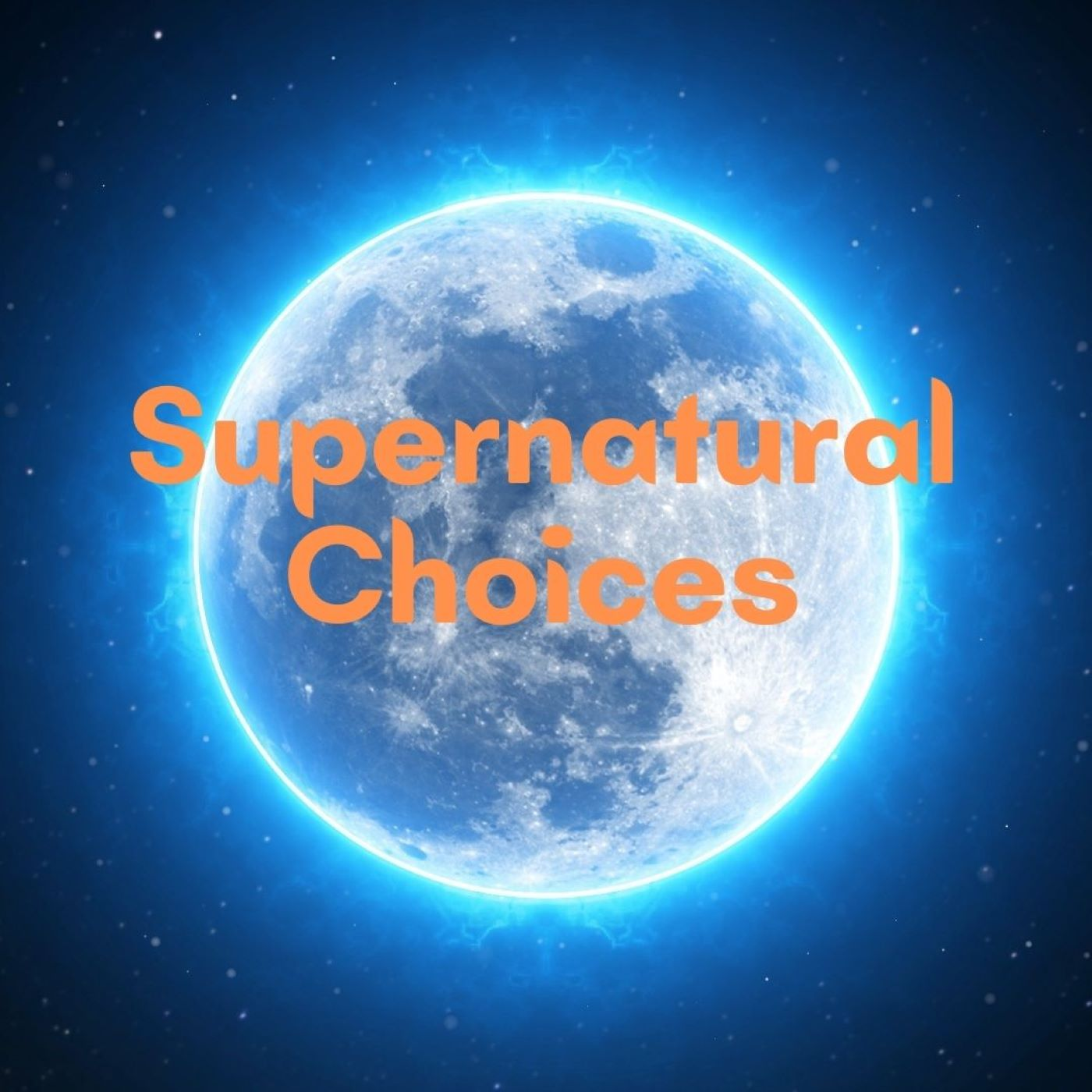 Artwork for podcast Supernatural Choices