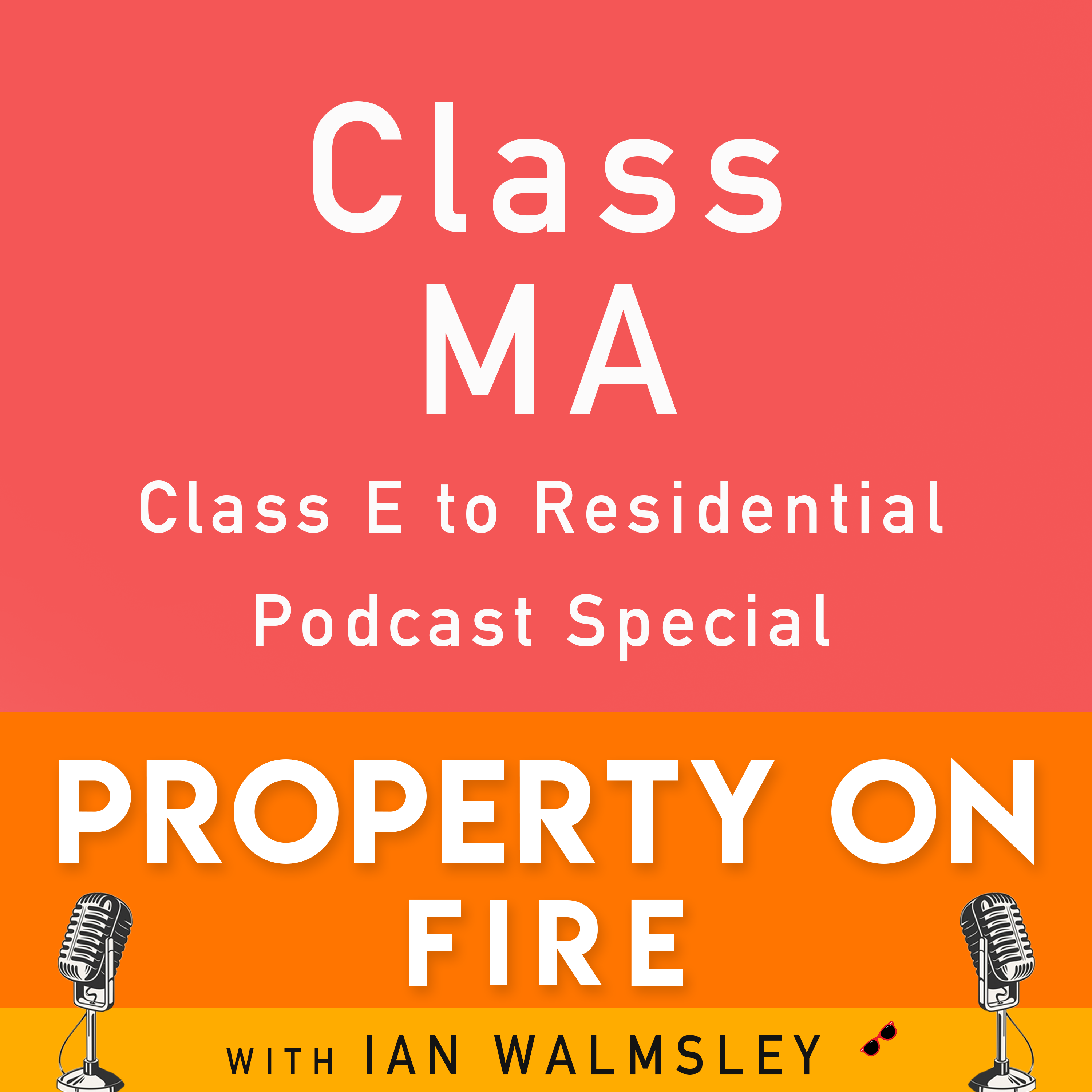 Artwork for podcast Property on Fire