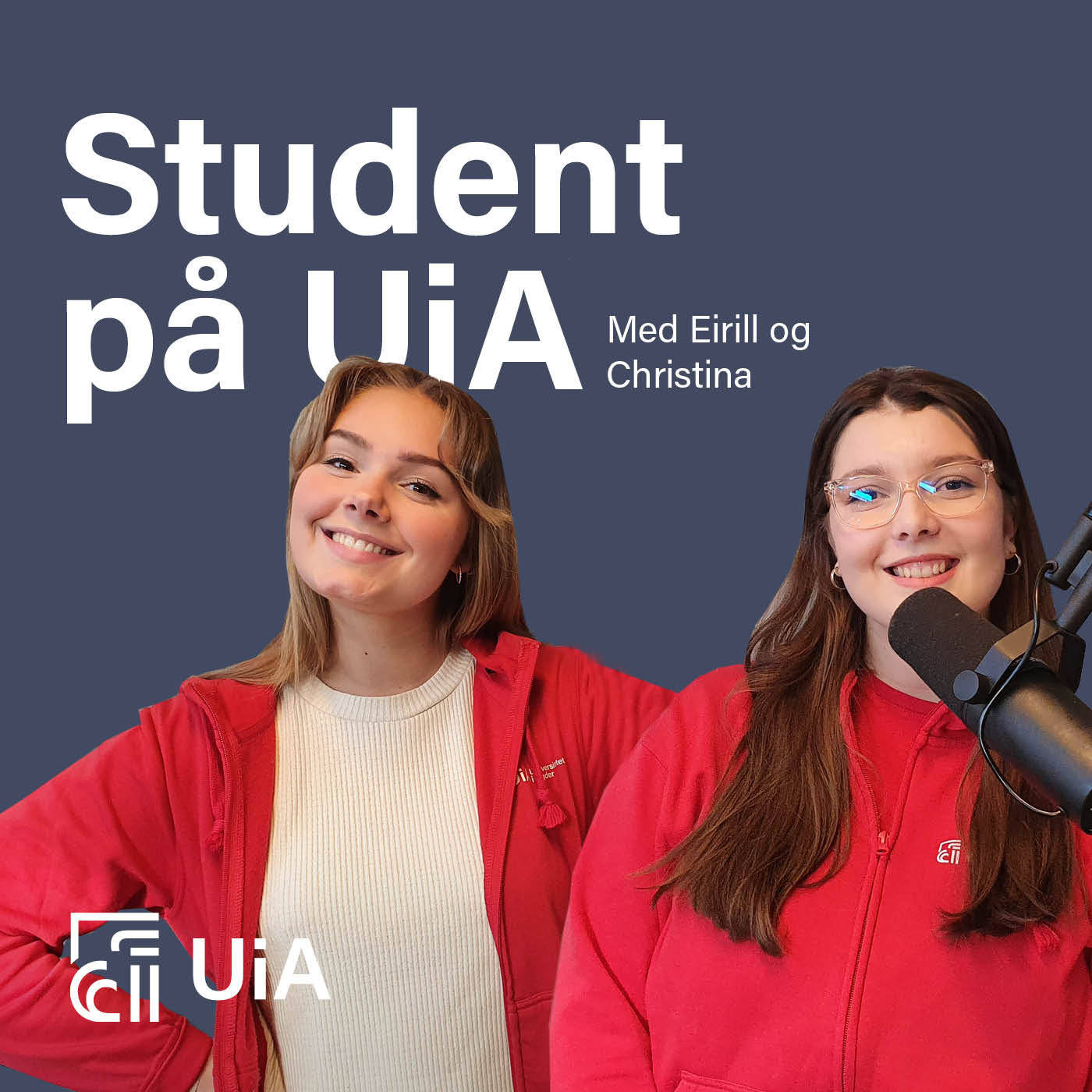 Artwork for podcast Student på UiA