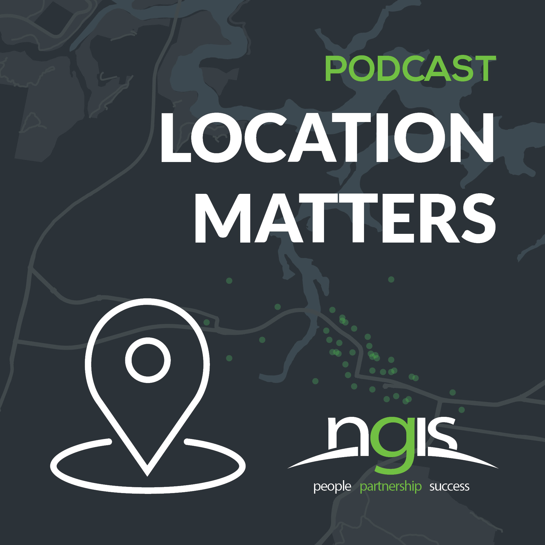 Show artwork for Location Matters