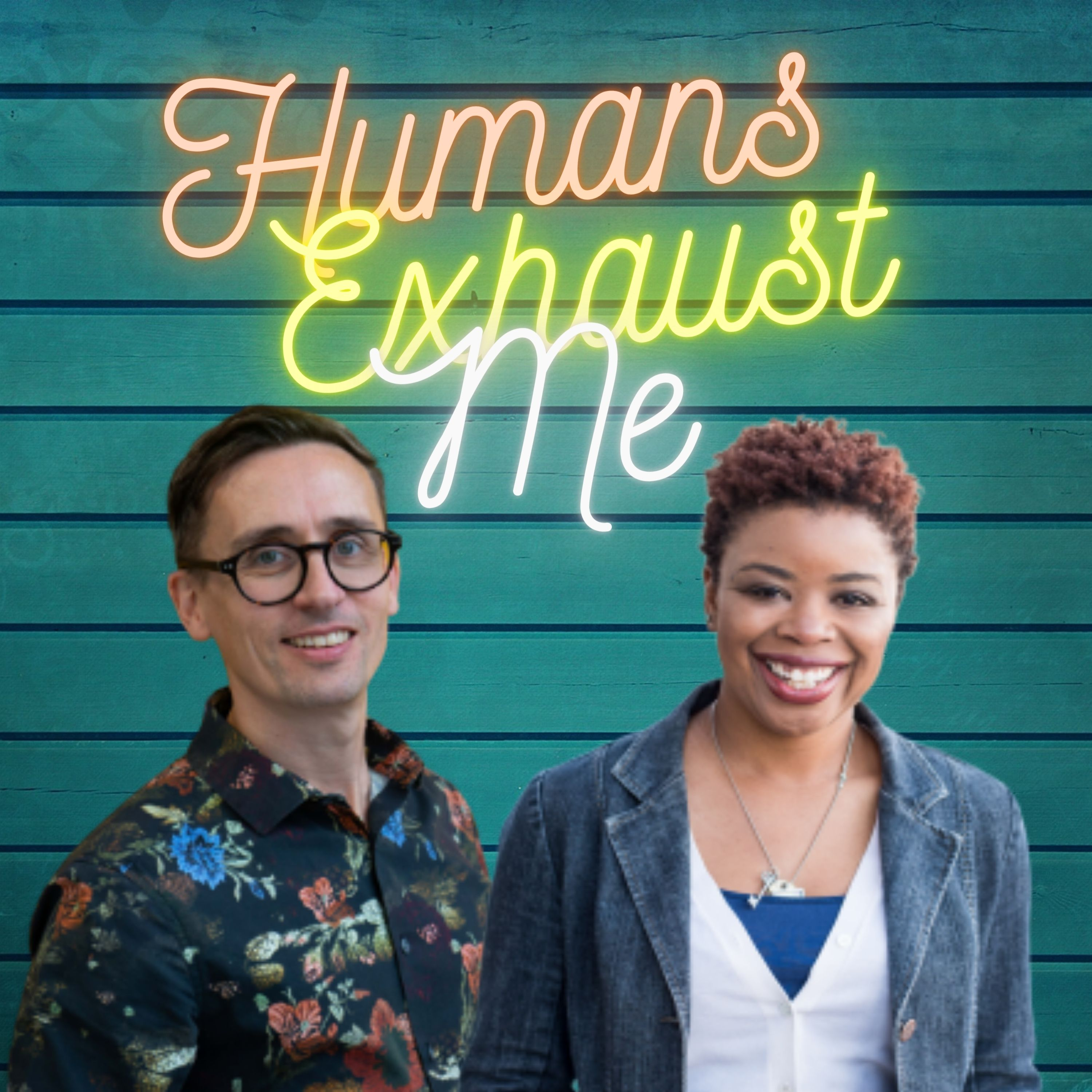 Show artwork for Humans Exhaust Me
