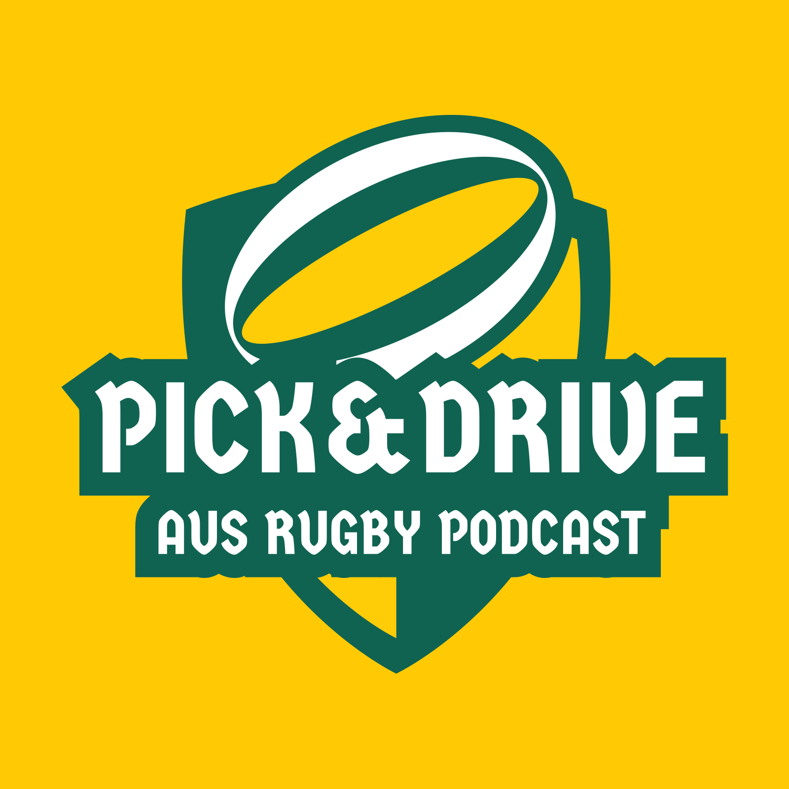 Show artwork for Pick and Drive Rugby Union Podcast