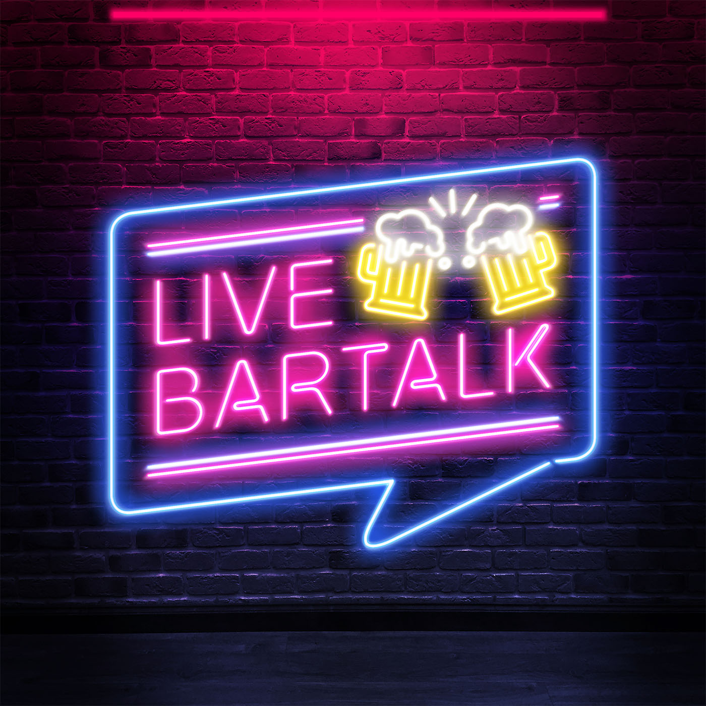 Show artwork for LiveBarTalk