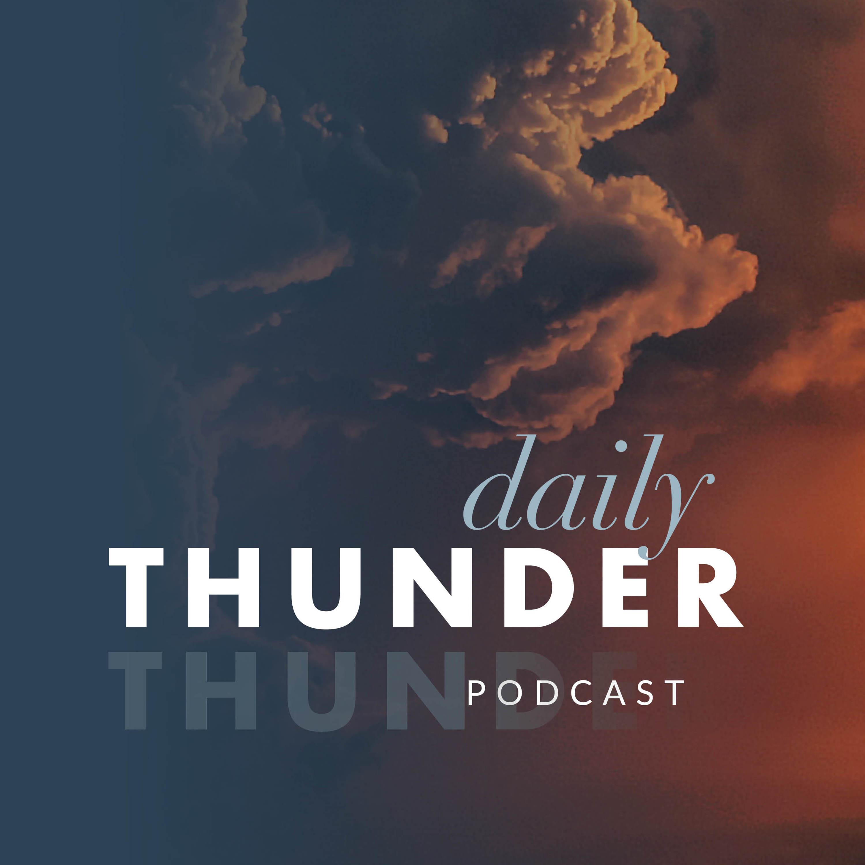 Artwork for podcast Daily Thunder Podcast