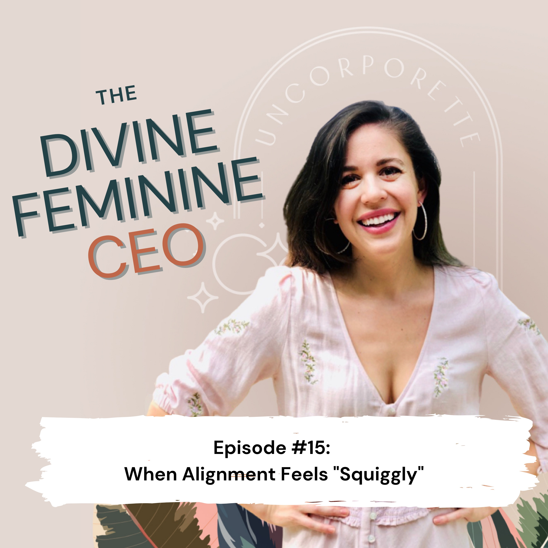 Artwork for podcast Divine Feminine CEO