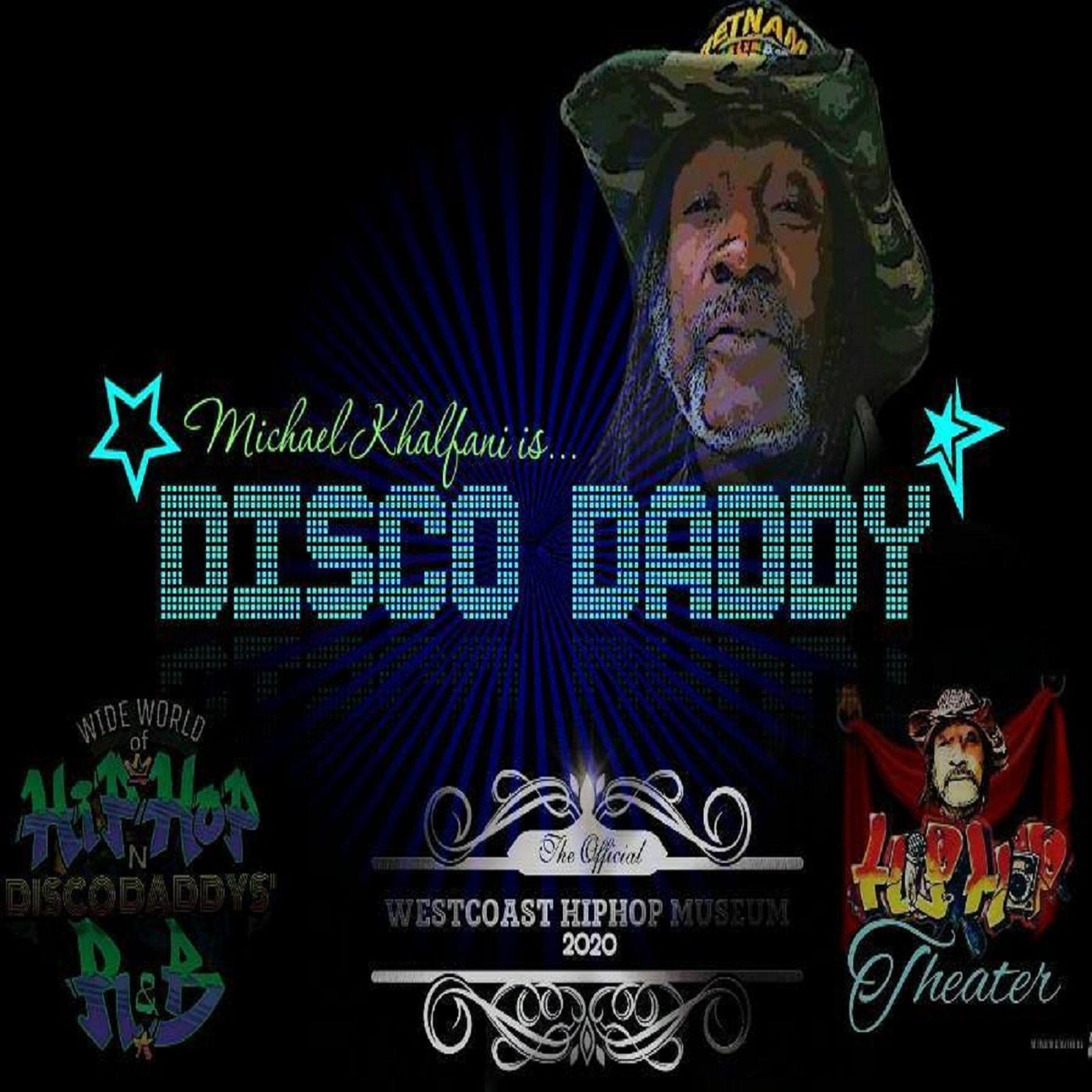 DISCO DADDYS' WIDE WORLD OF HIP-HOP AND R&B's artwork