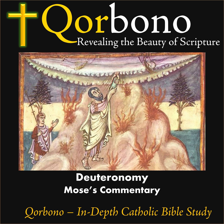 Show artwork for Deuteronomy