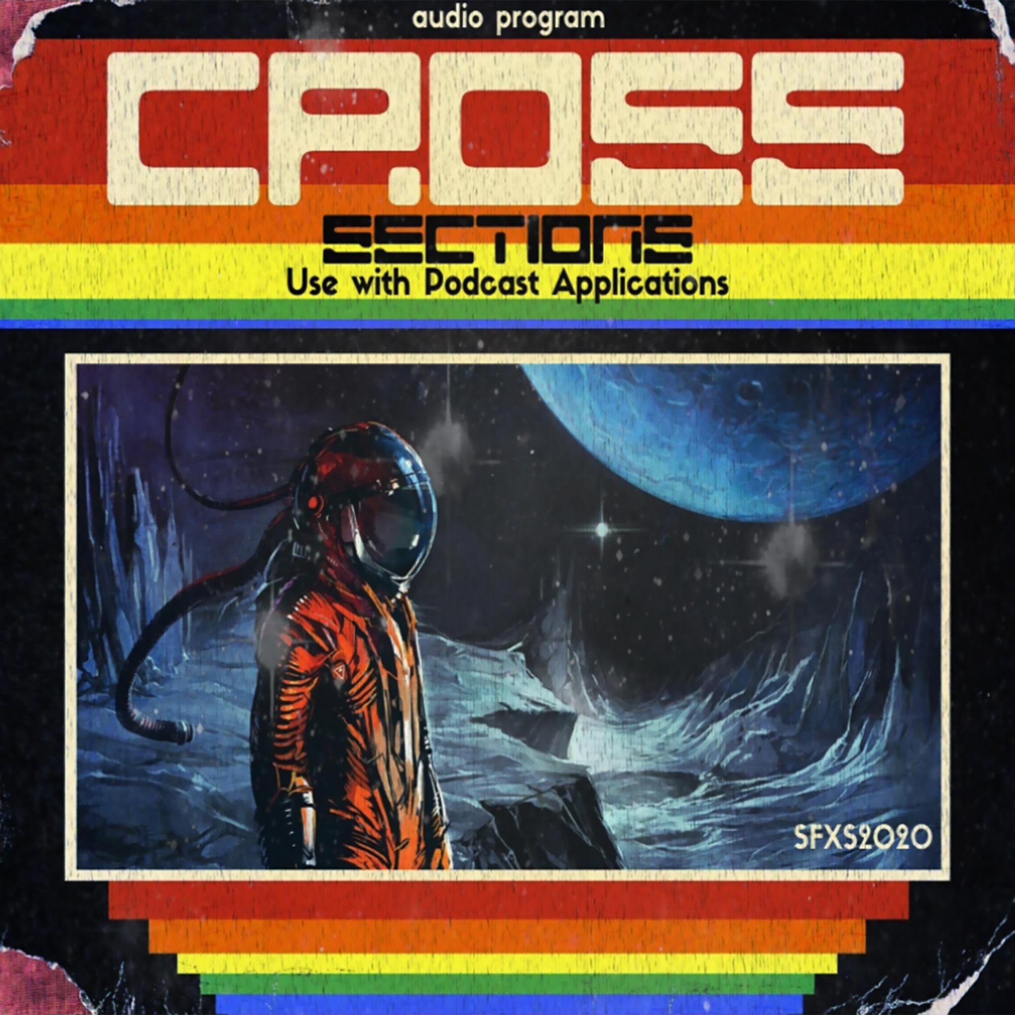 Show artwork for Sci-fi Cross Sections
