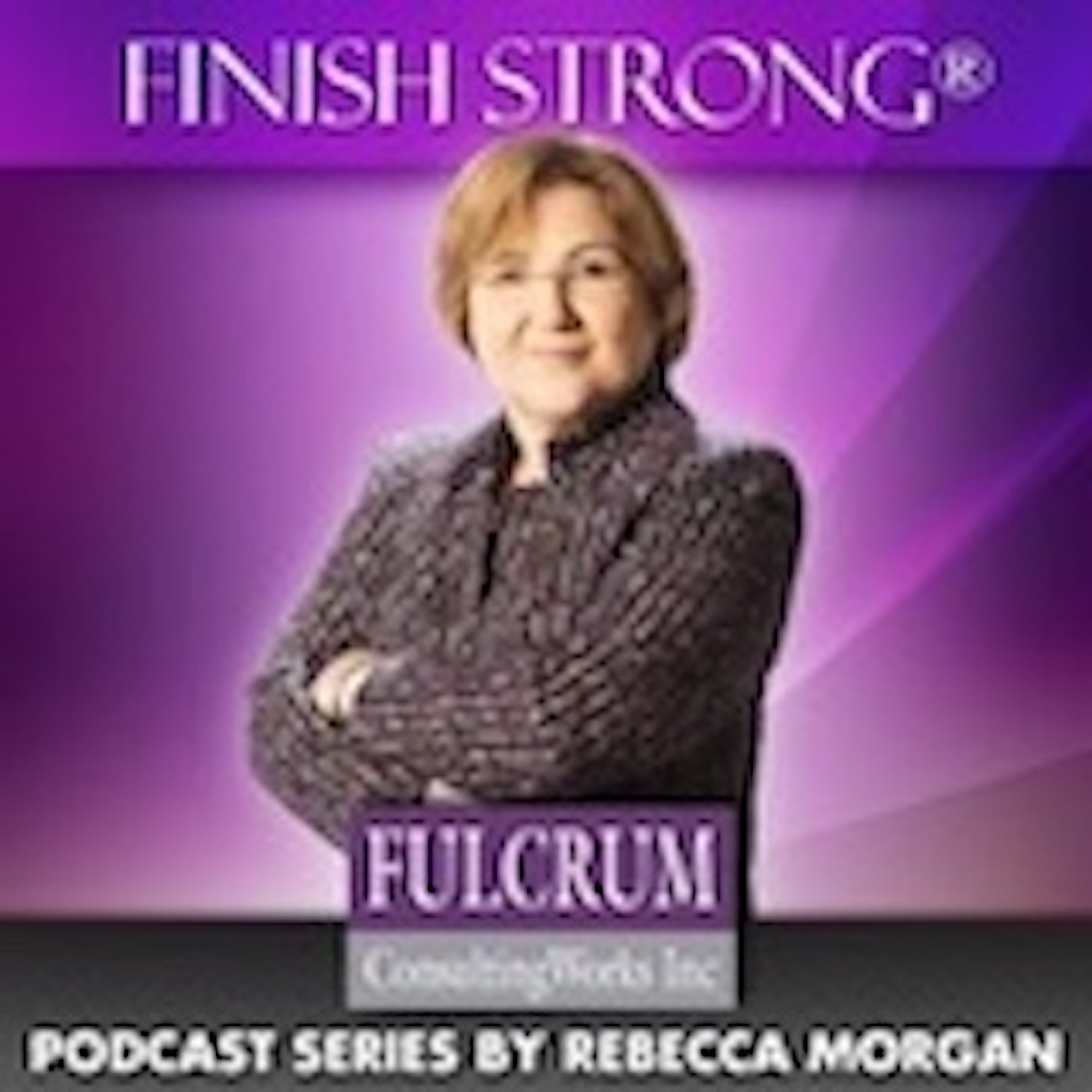 Show artwork for Finish Strong®   by Becky Morgan