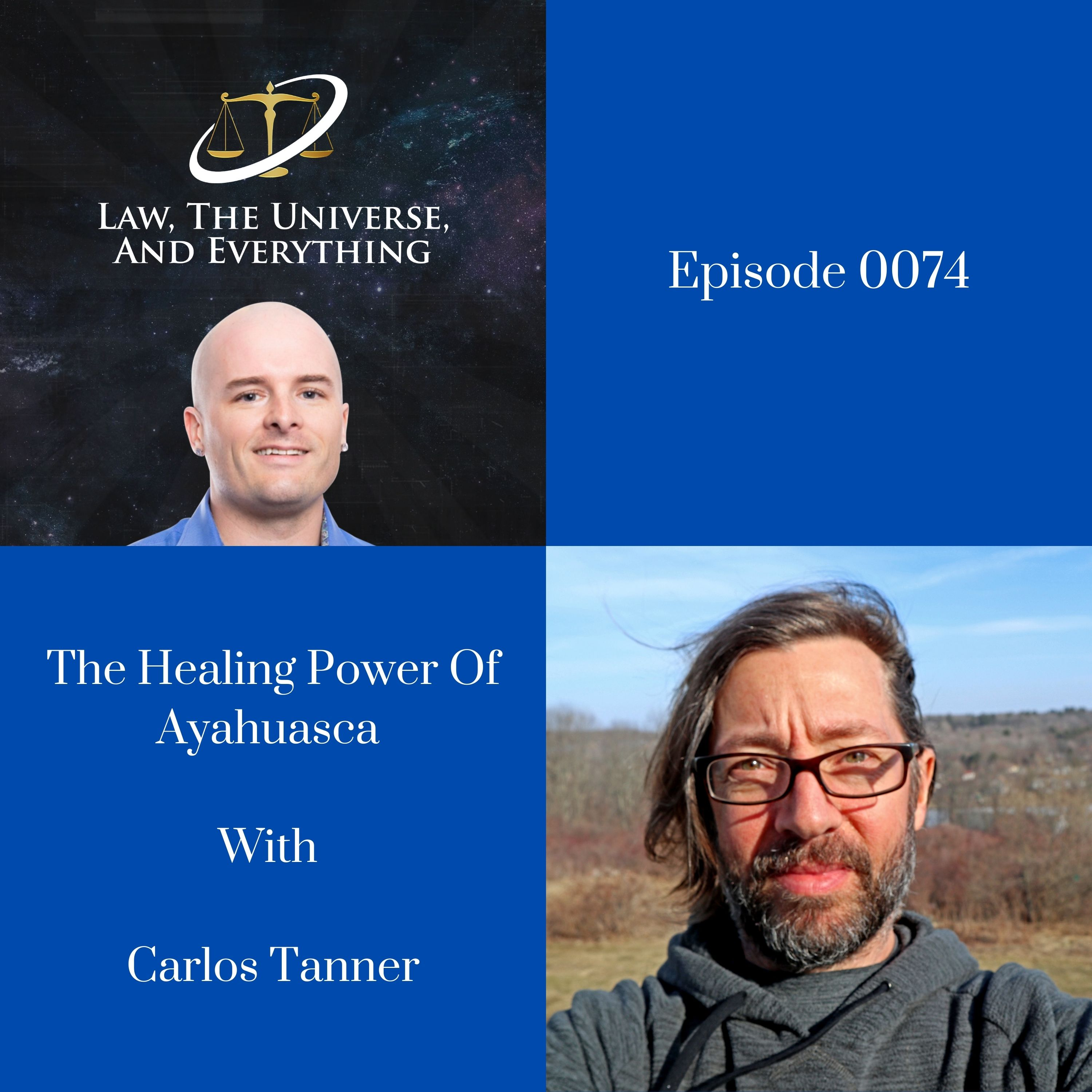 Artwork for podcast Law, The Universe, And Everything