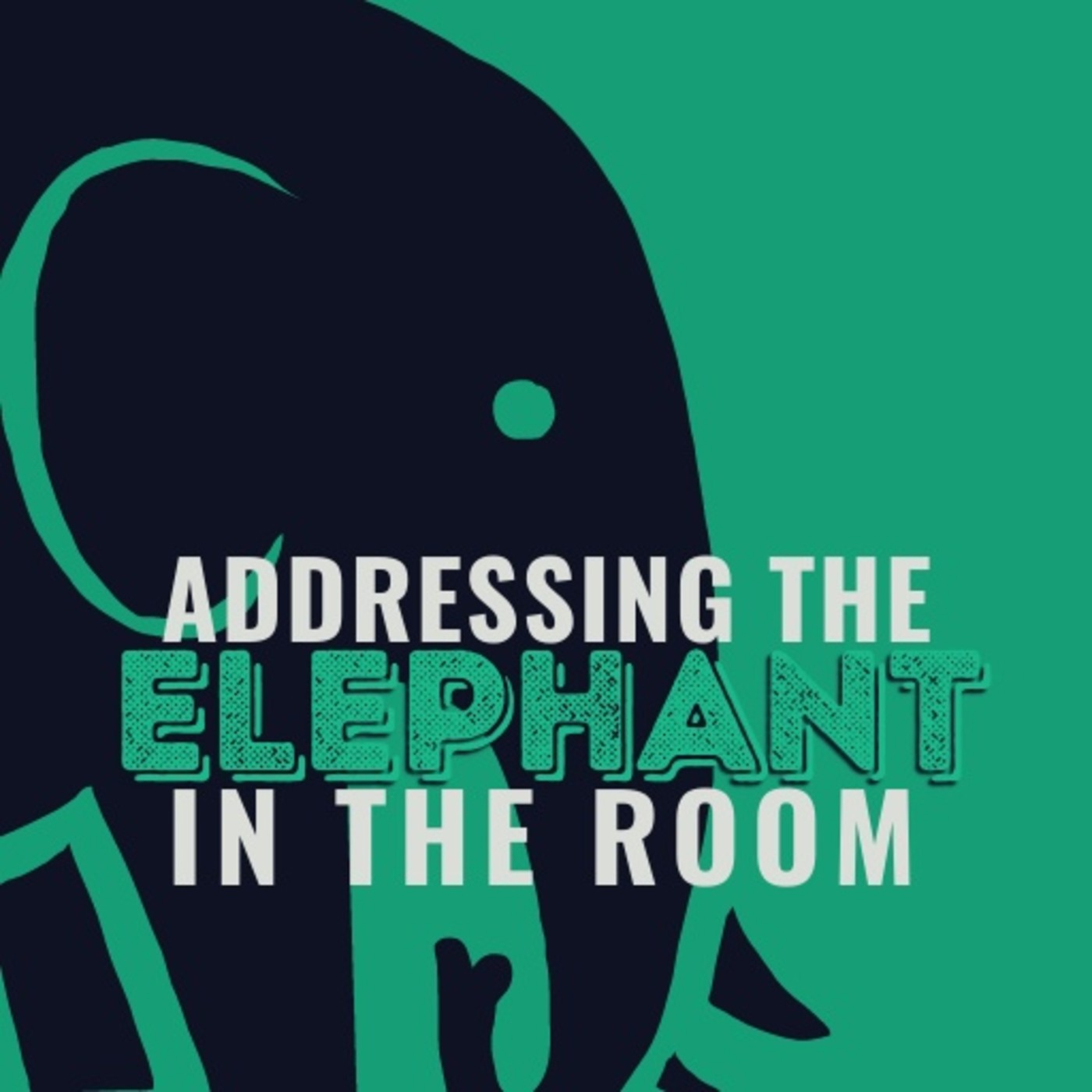 Artwork for podcast Addressing the ELEPHANT in the Room®