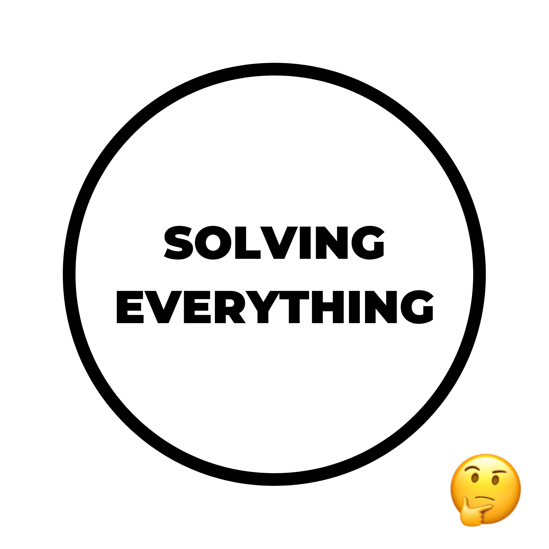 Show artwork for Solving Everything