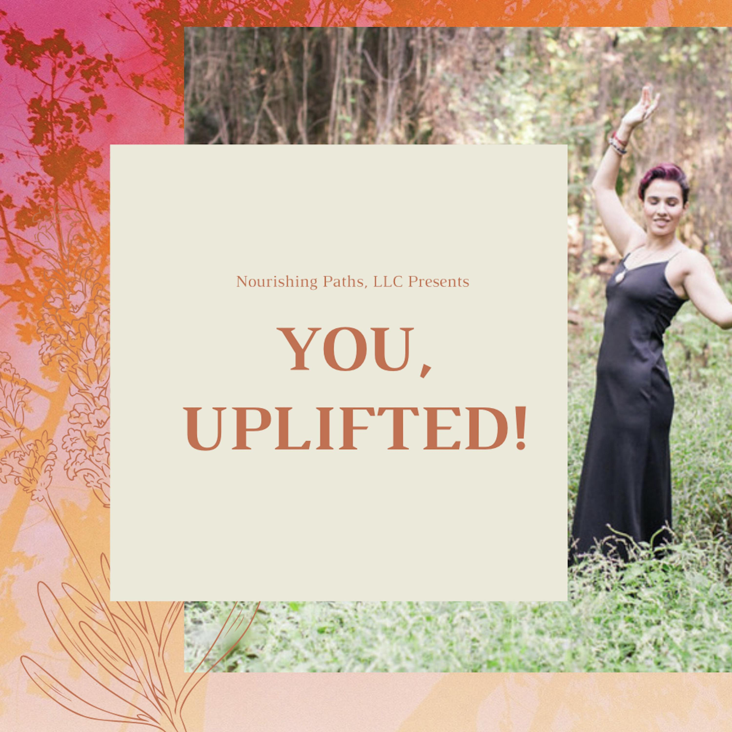 Show artwork for You, Uplifted!