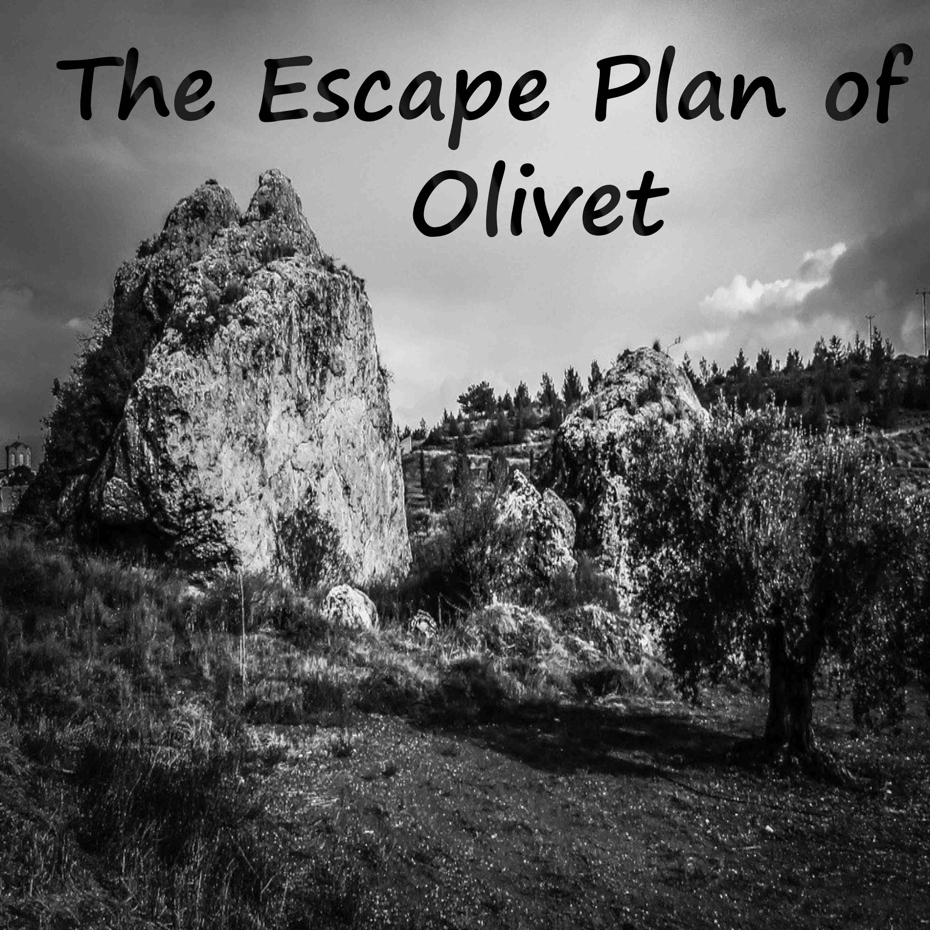 Show artwork for The Escape Plan of Olivet