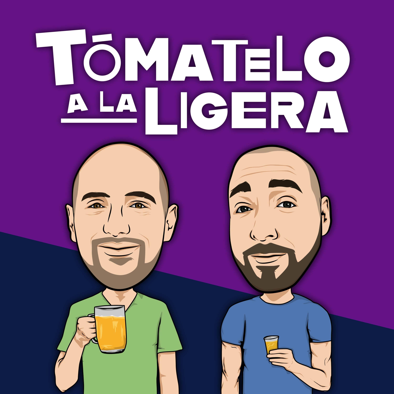 Artwork for podcast Tómatelo a la ligera con Rafa Piña y Urquidi