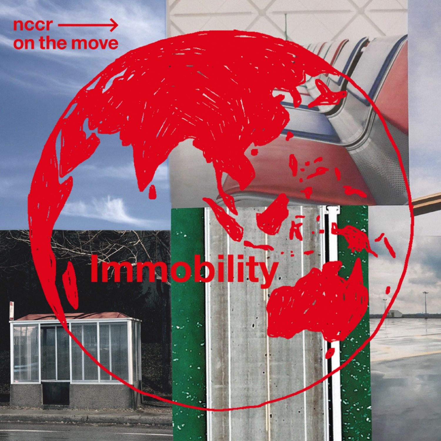 Artwork for podcast nccr - on the move   Immobility