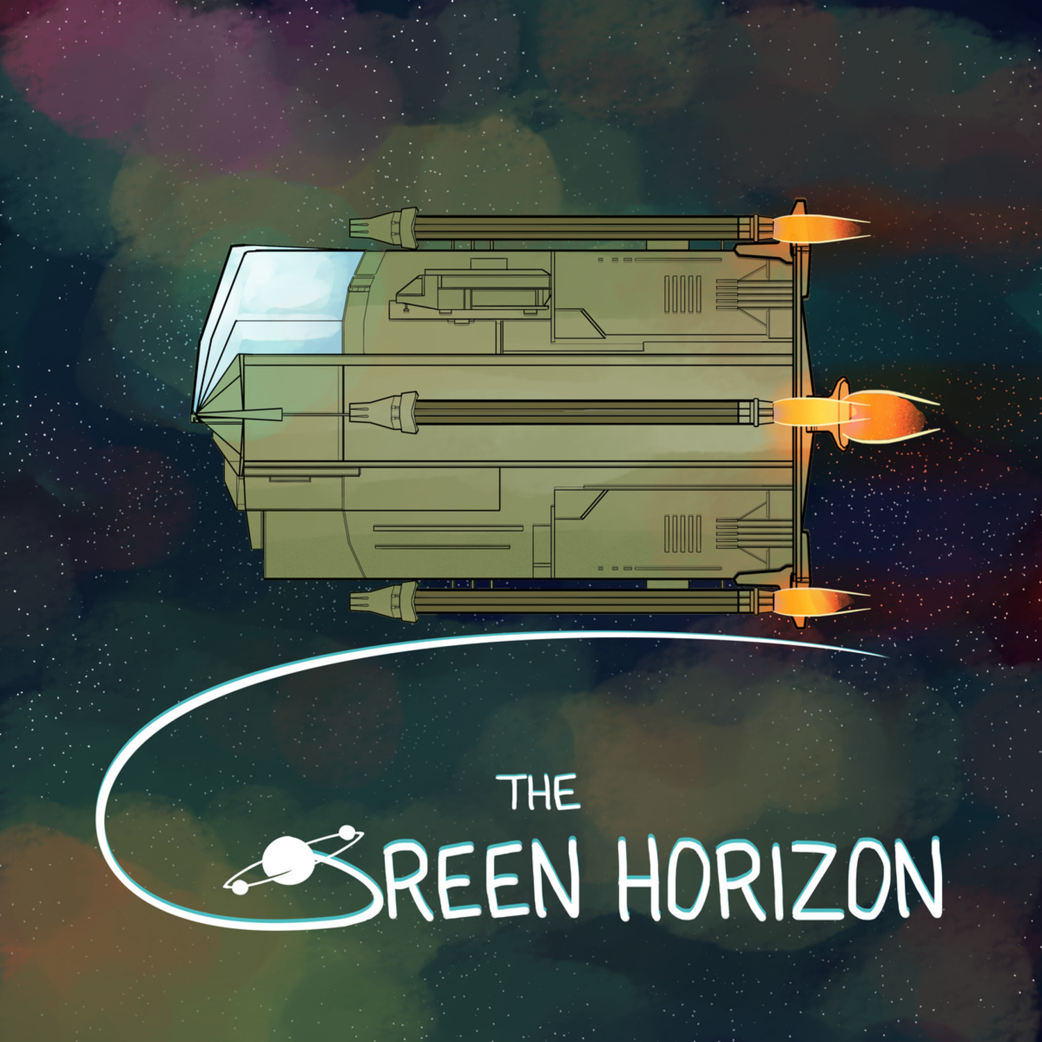 """The Green Horizon"" Podcast"
