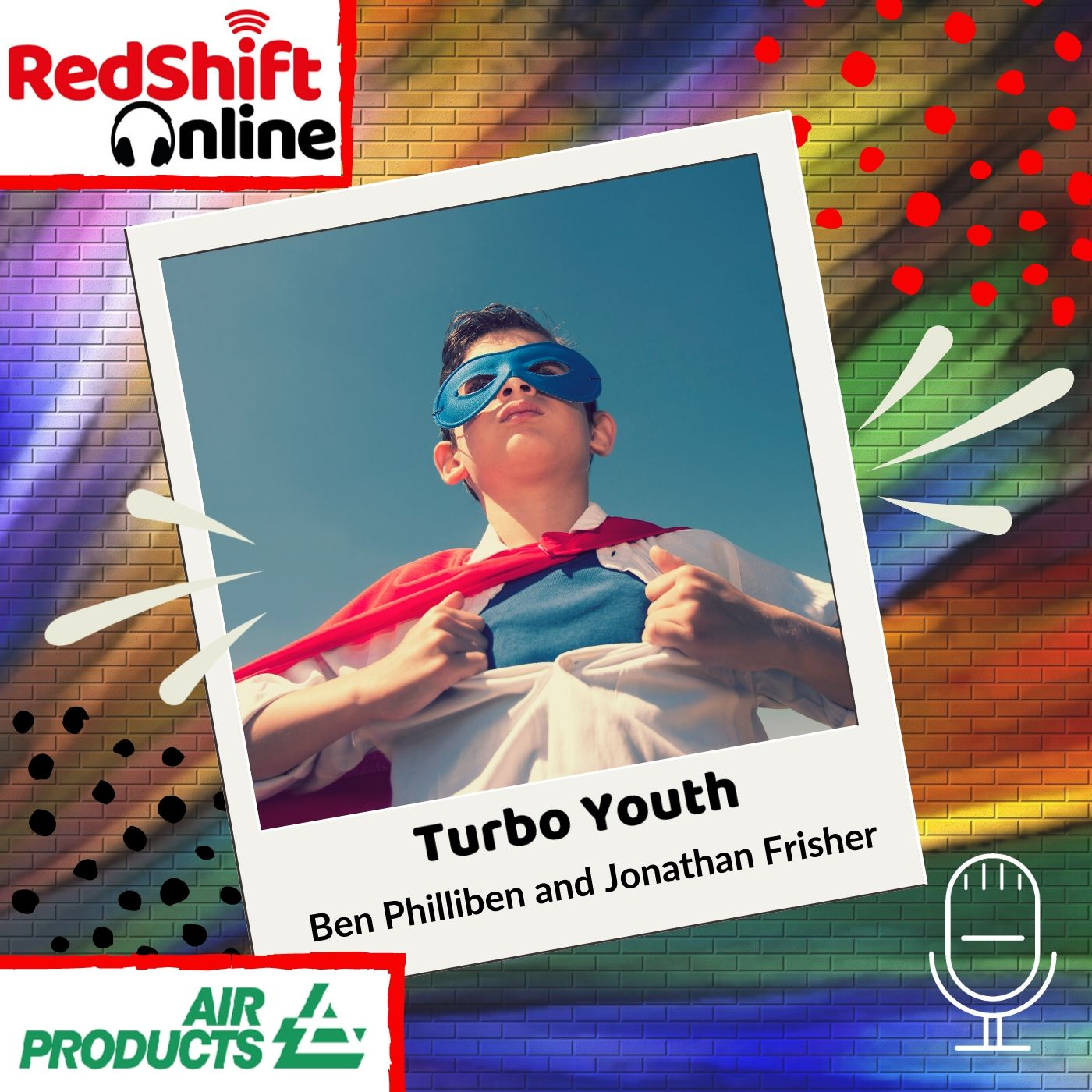 Show artwork for Turbo Youth with Jonathan and Ben