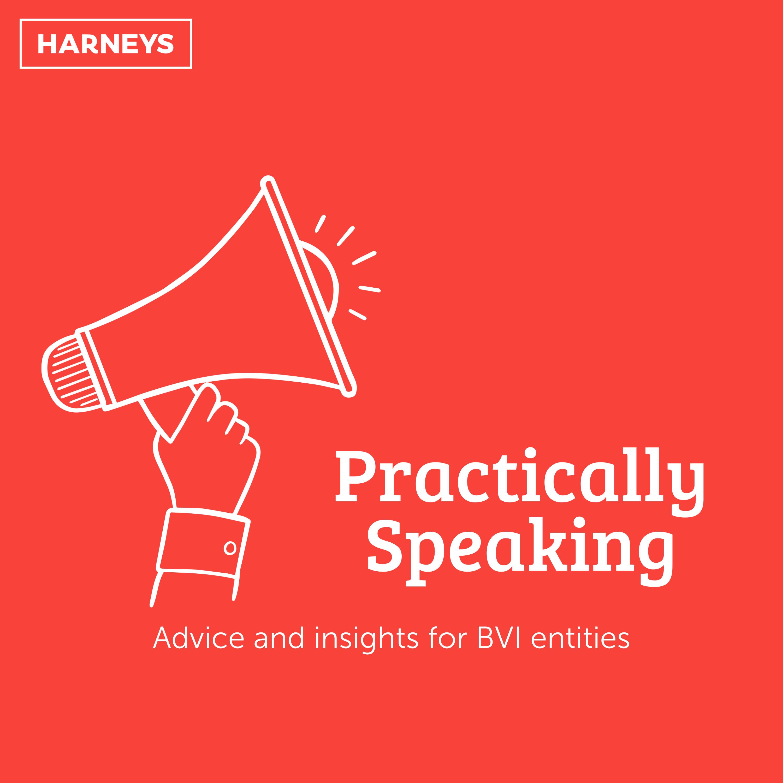 Artwork for podcast Harneys Practically Speaking