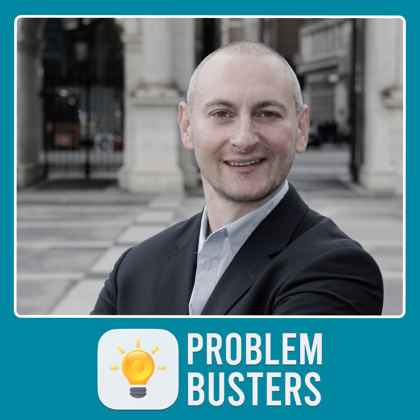 Artwork for podcast Problem Busters