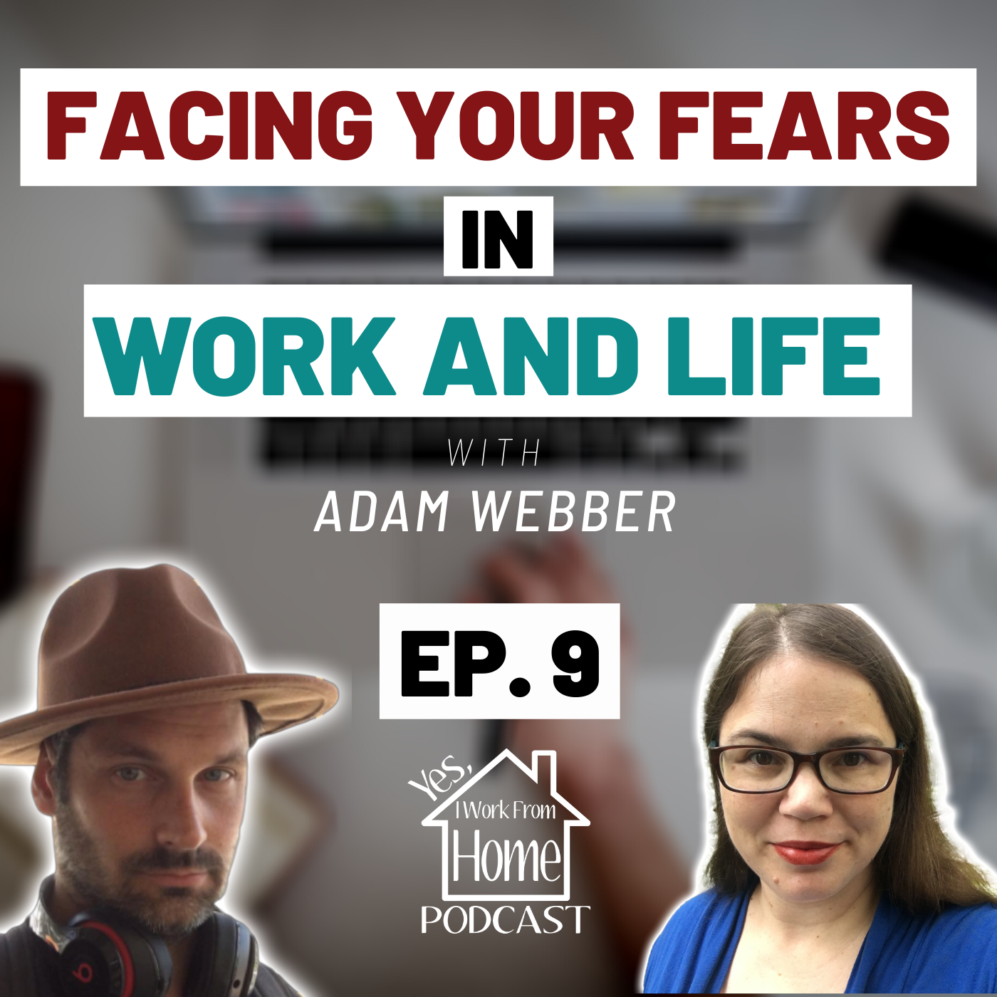 Artwork for podcast Yes, I Work From Home