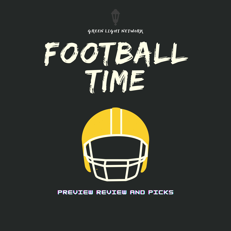 Artwork for podcast Football Time