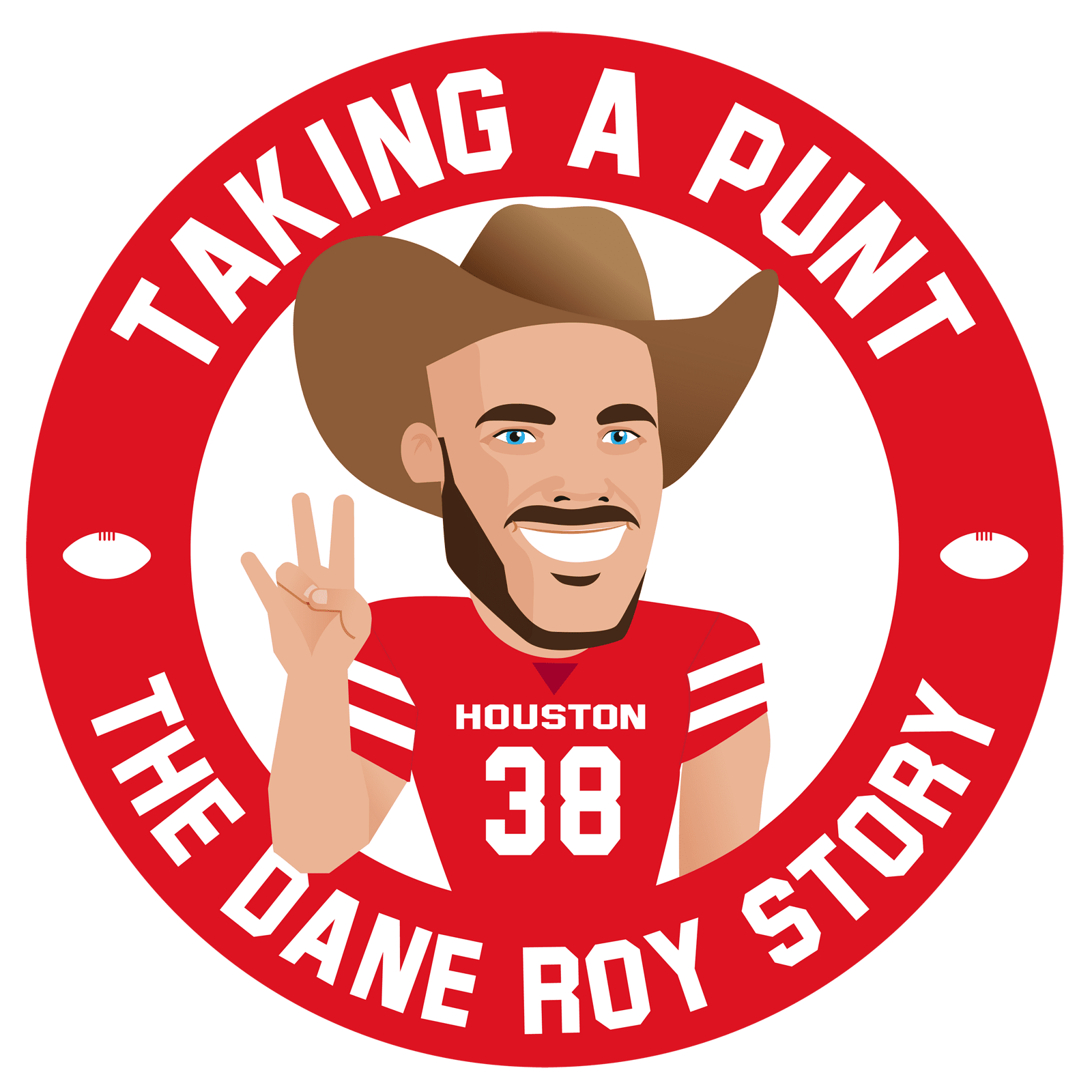 Show artwork for Taking A Punt: The Dane Roy Story