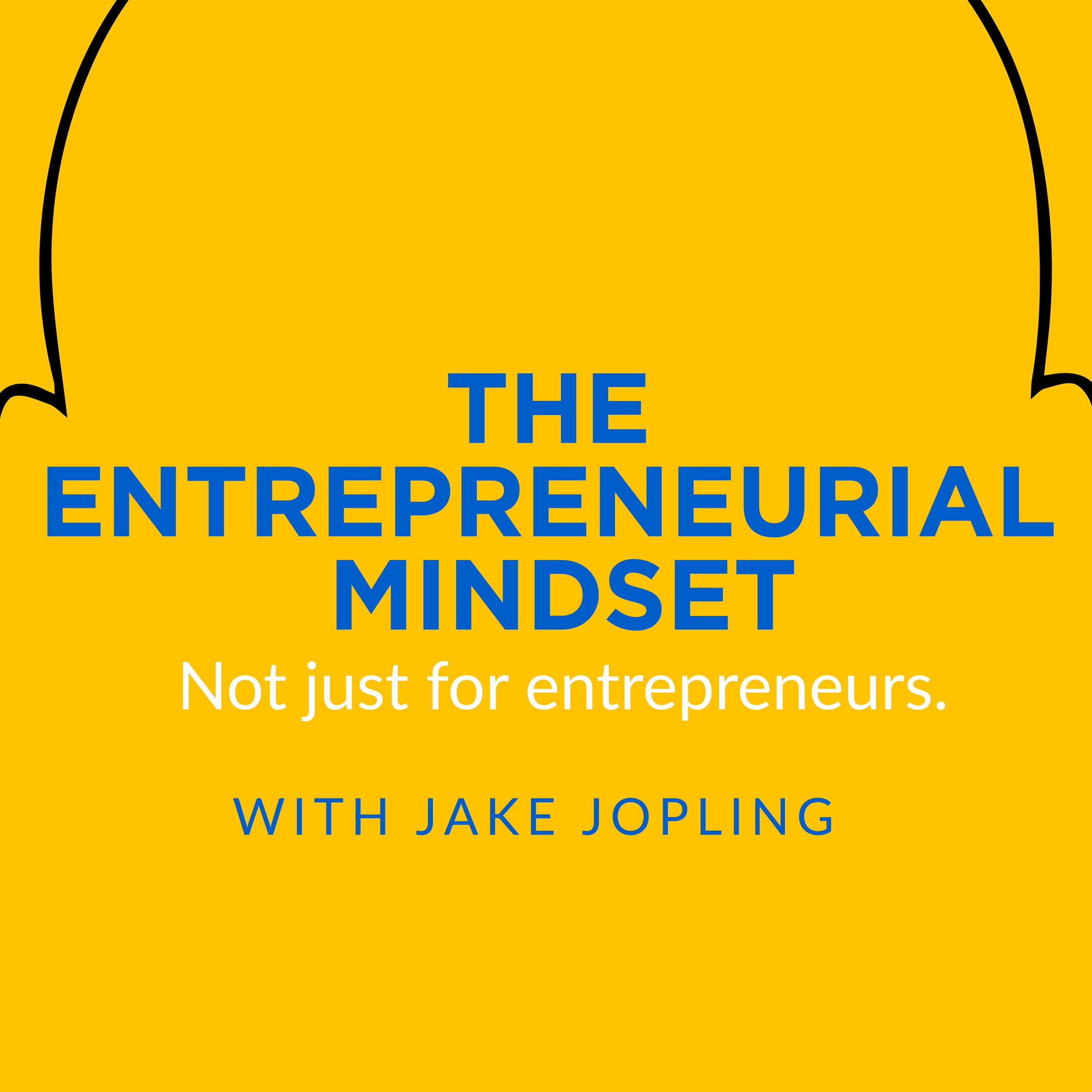 Artwork for podcast The Entrepreneurial Mindset