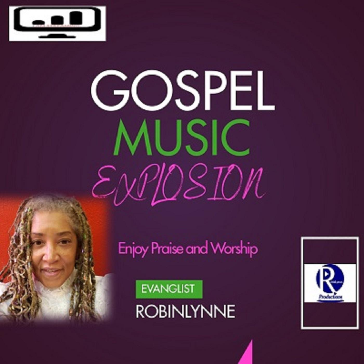 GOSPEL MUSIC EXPLOSION's artwork