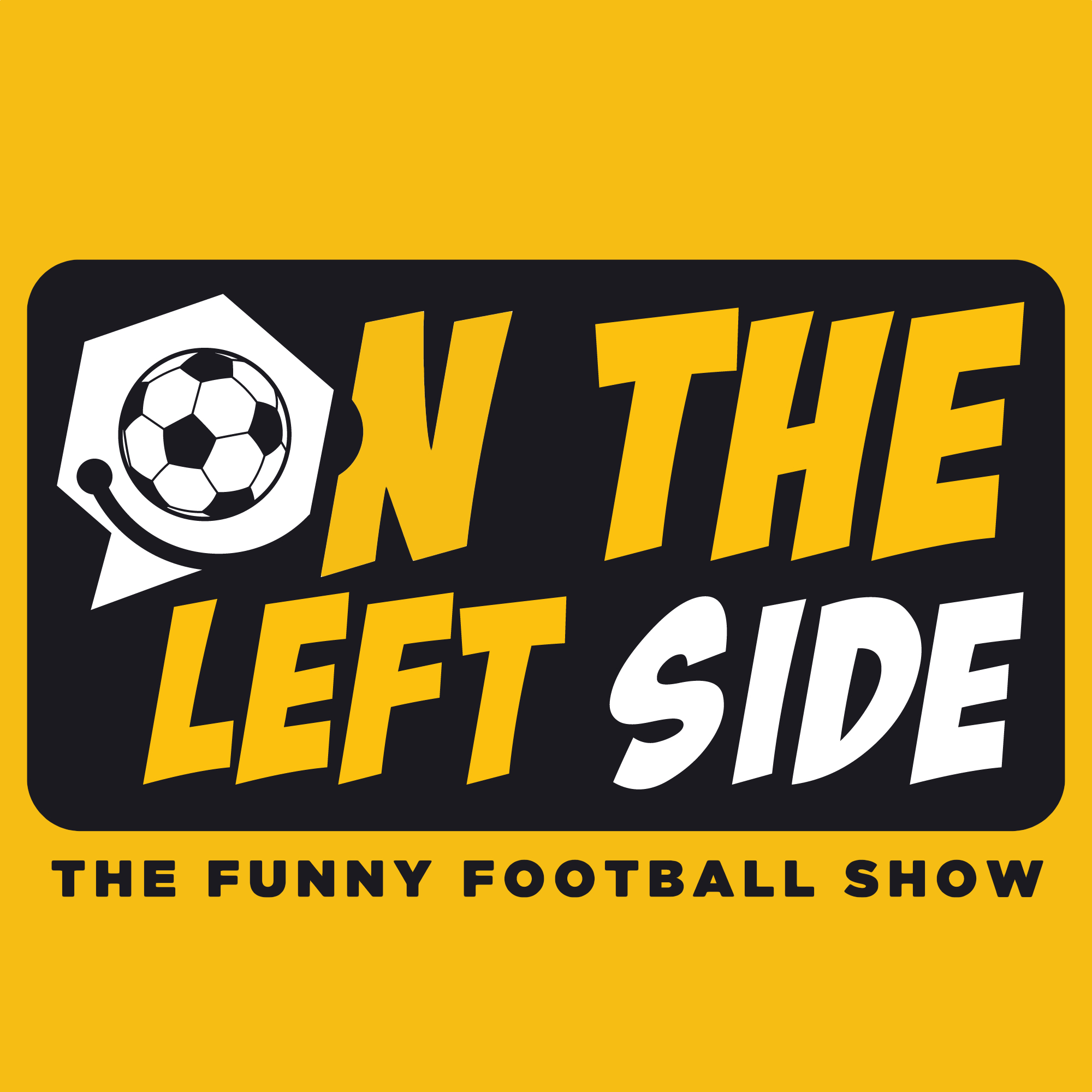 Show artwork for On The Left Side: The Funny Football Show