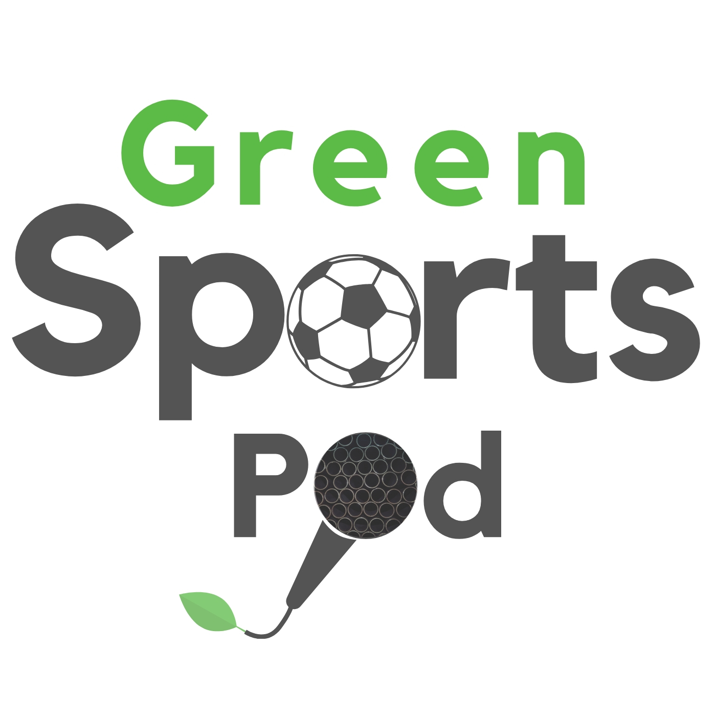 Artwork for podcast Green Sports Pod