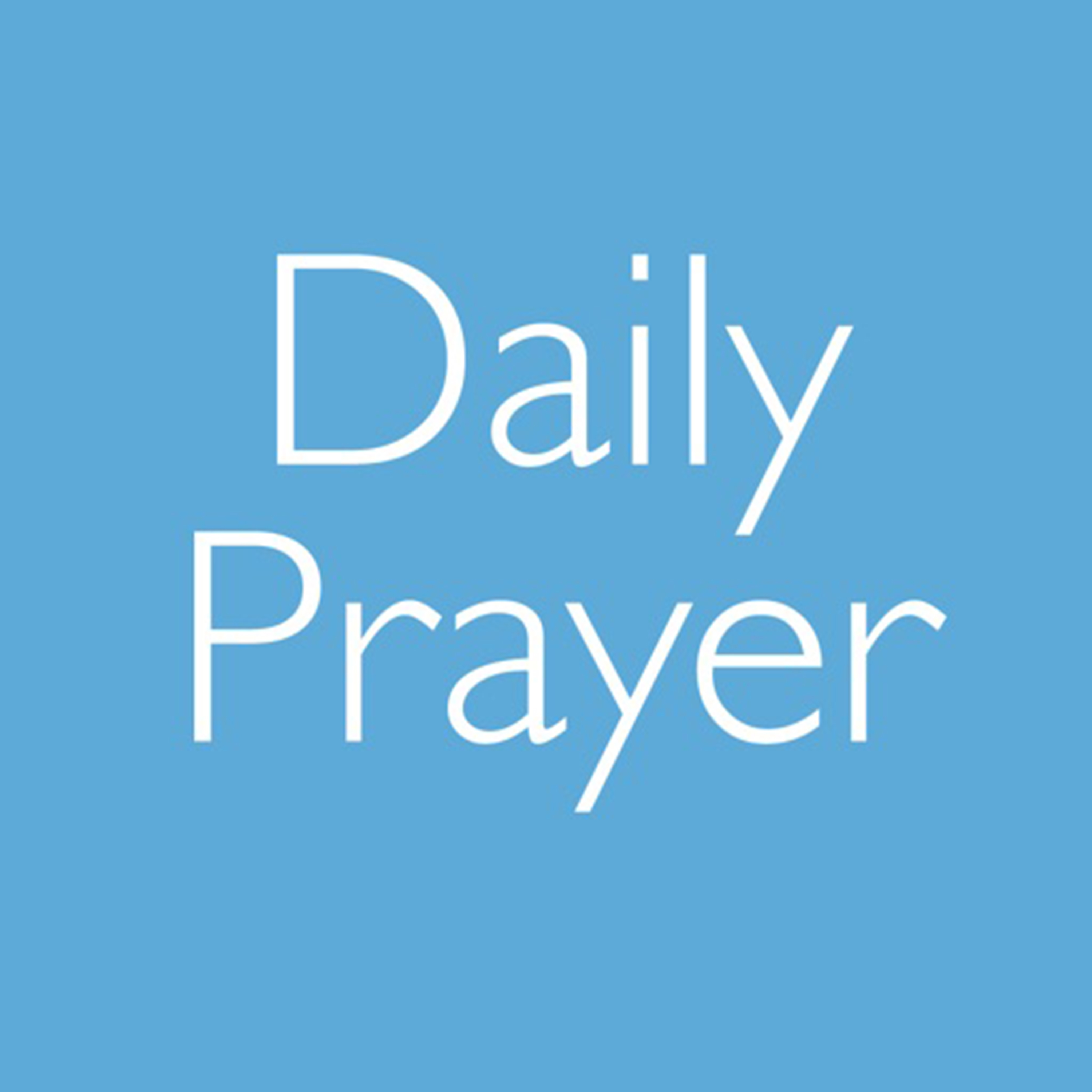 Artwork for podcast Daily Prayer: Common Worship Morning and Evening Prayer