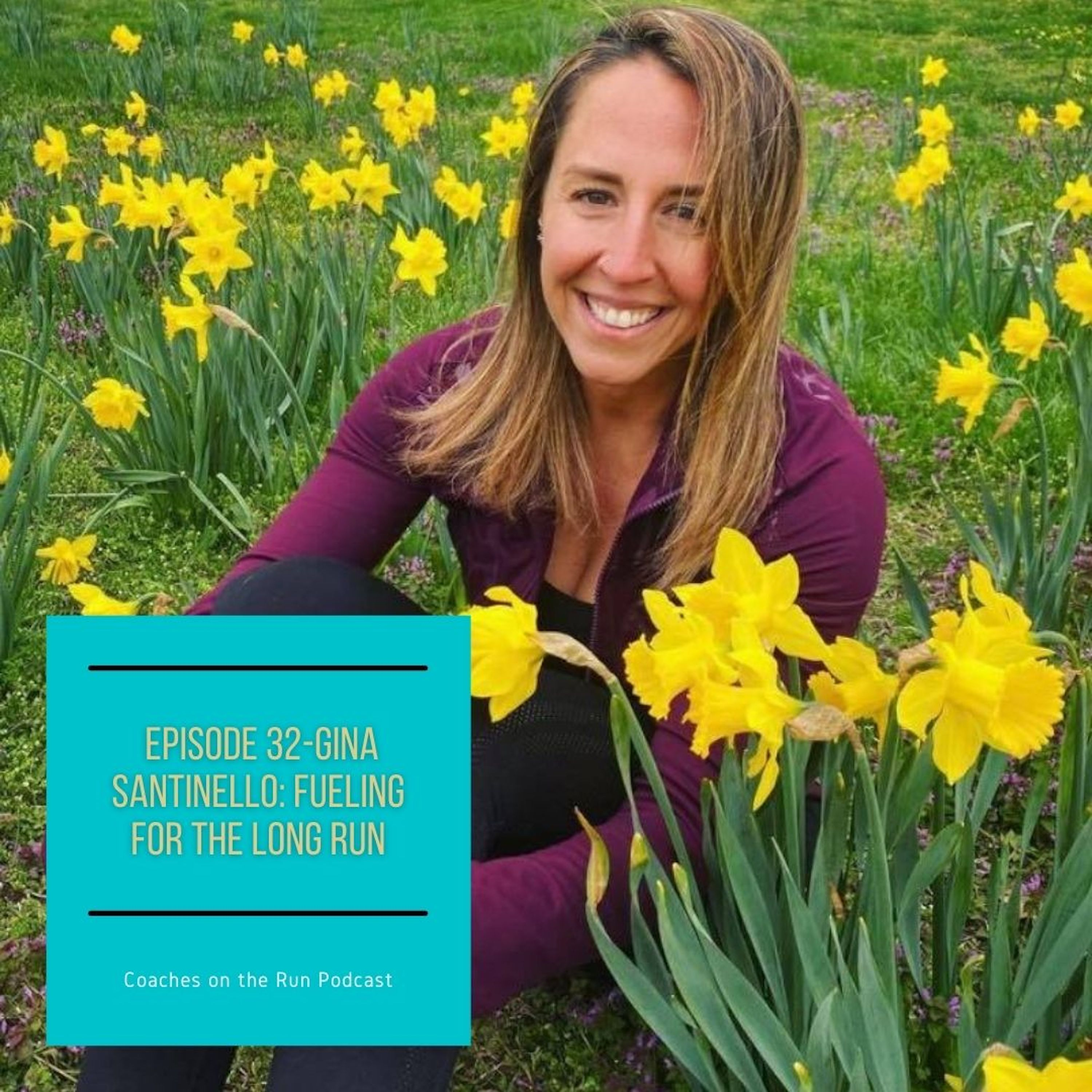Gina Santinello: Fueling For the Long Run
