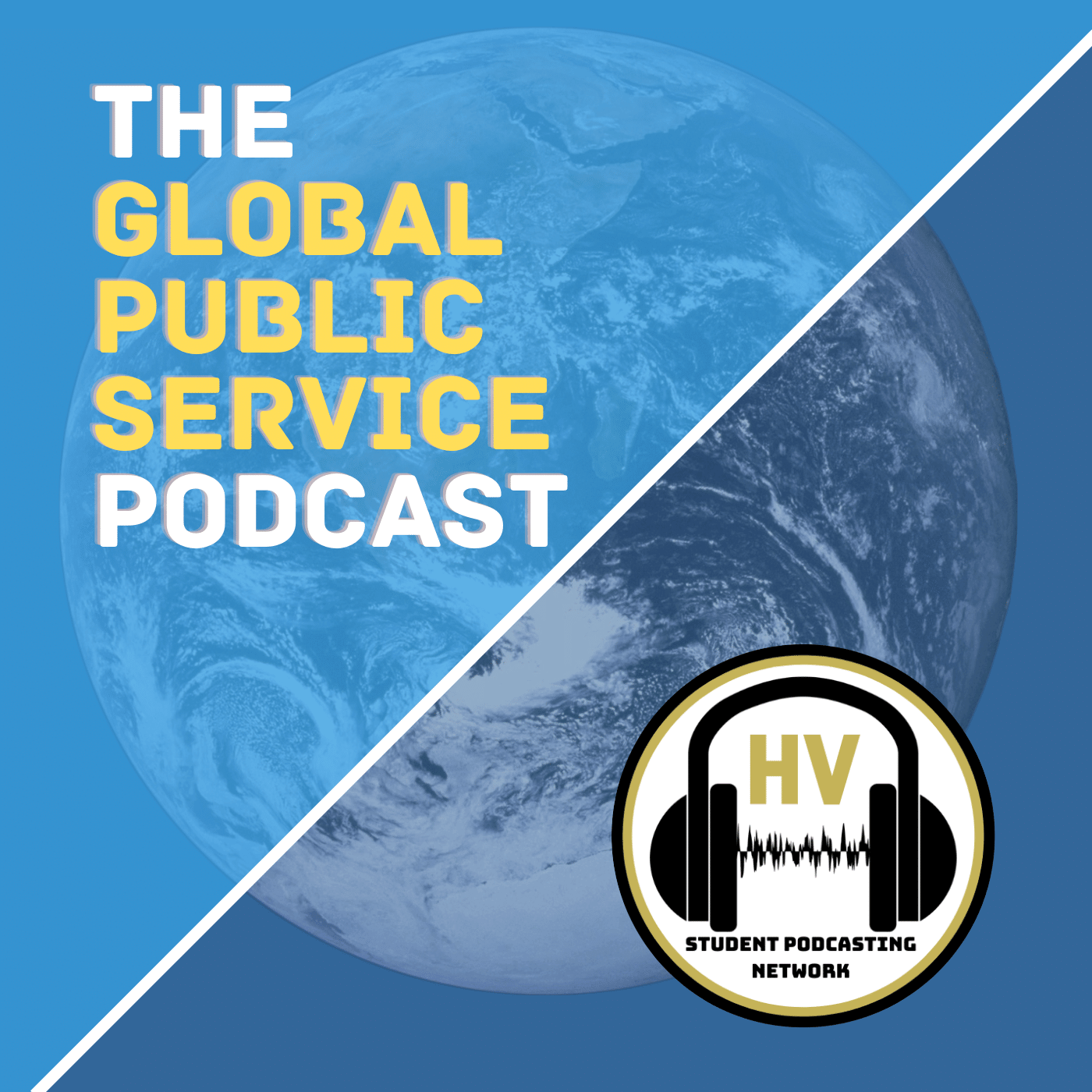 Artwork for podcast The Global Public Service (GPS) Podcast