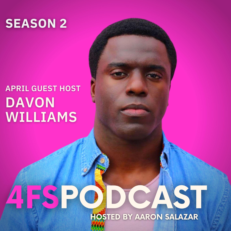 """Artwork for podcast For Fuck's Sake """"4FS_Podcast"""""""