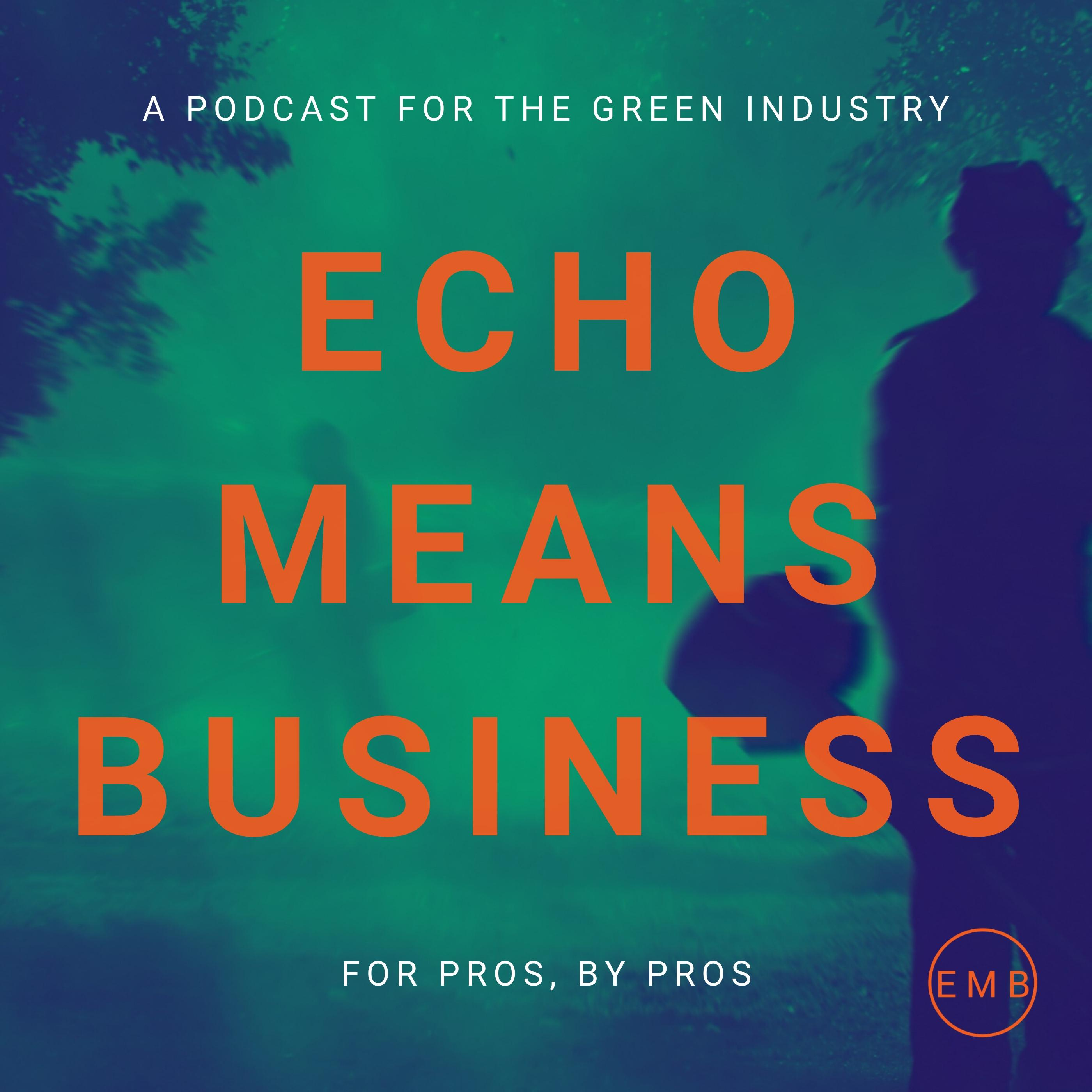 Show artwork for ECHO Means Business